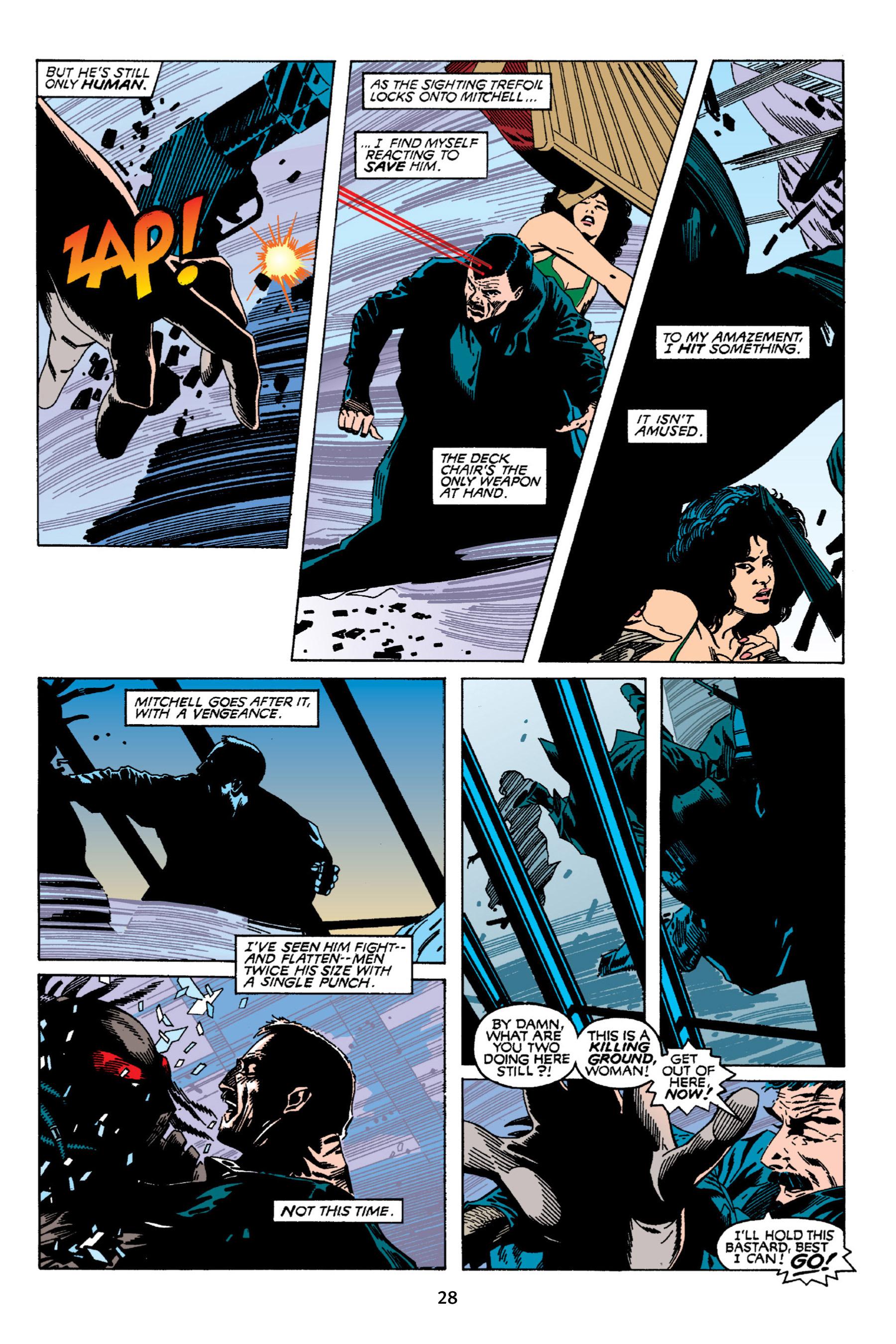 Read online Aliens vs. Predator Omnibus comic -  Issue # _TPB 2 Part 1 - 28