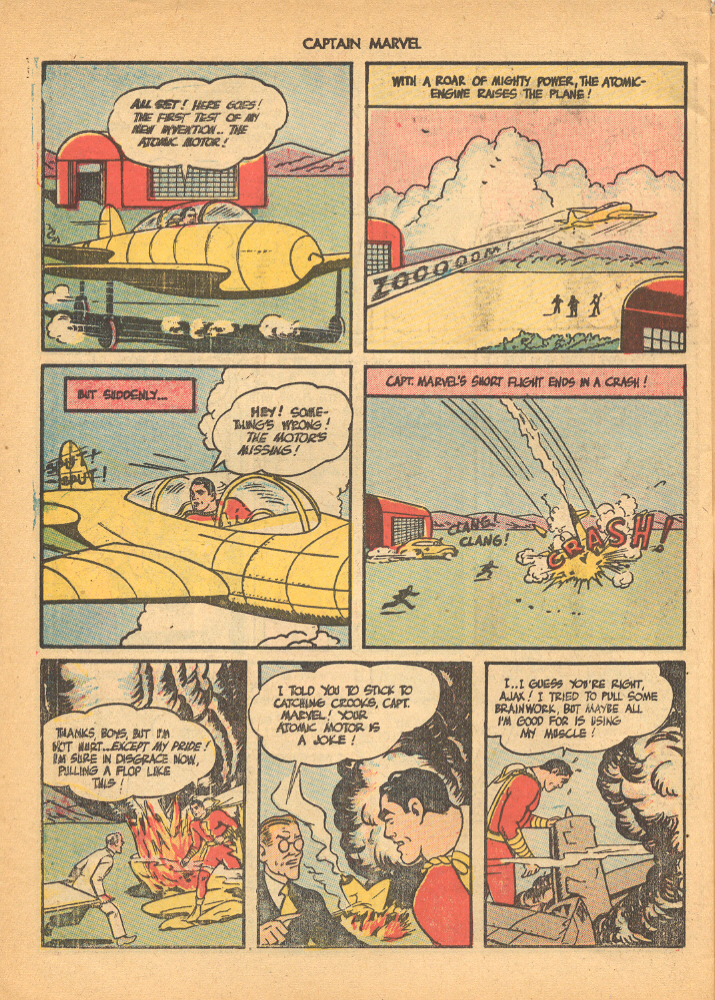 Captain Marvel Adventures issue 62 - Page 46