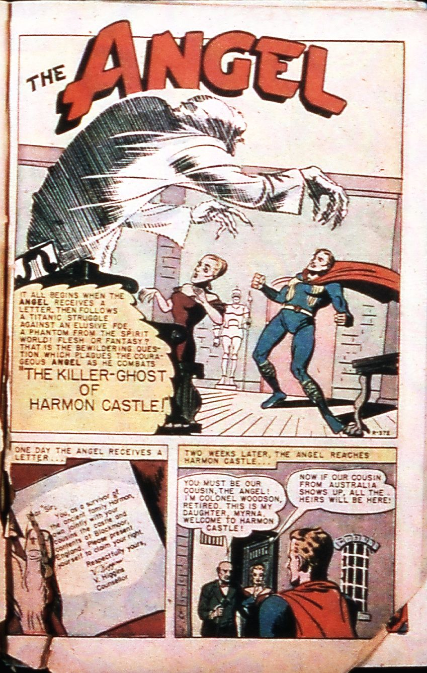 Marvel Mystery Comics (1939) issue 75 - Page 44