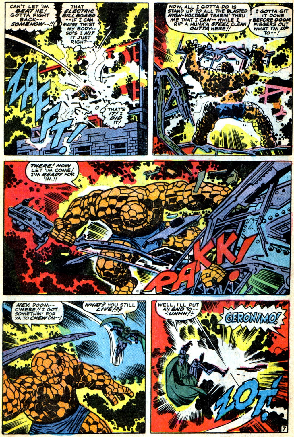 Marvel Triple Action (1972) issue 2 - Page 8