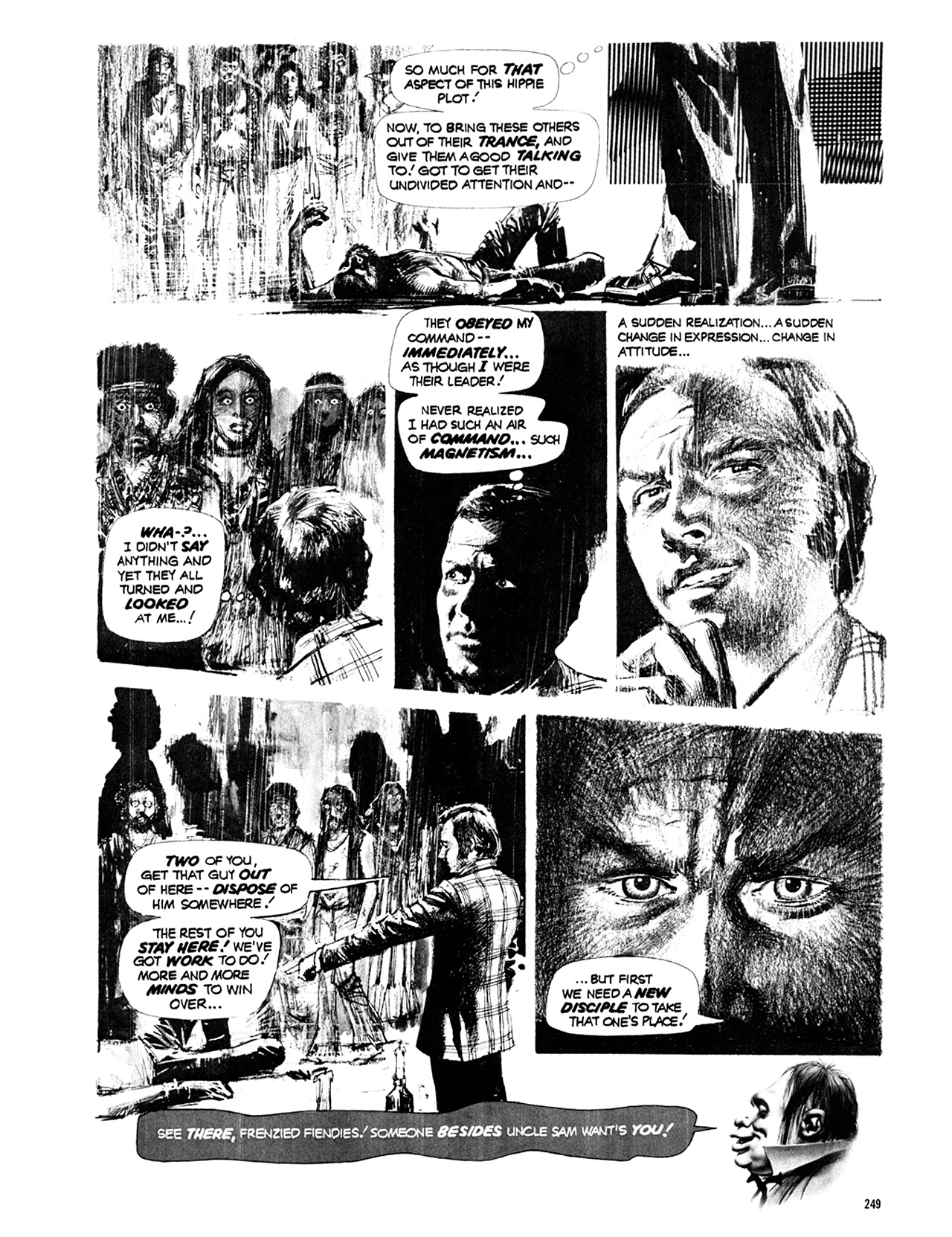 Read online Eerie Archives comic -  Issue # TPB 10 - 250