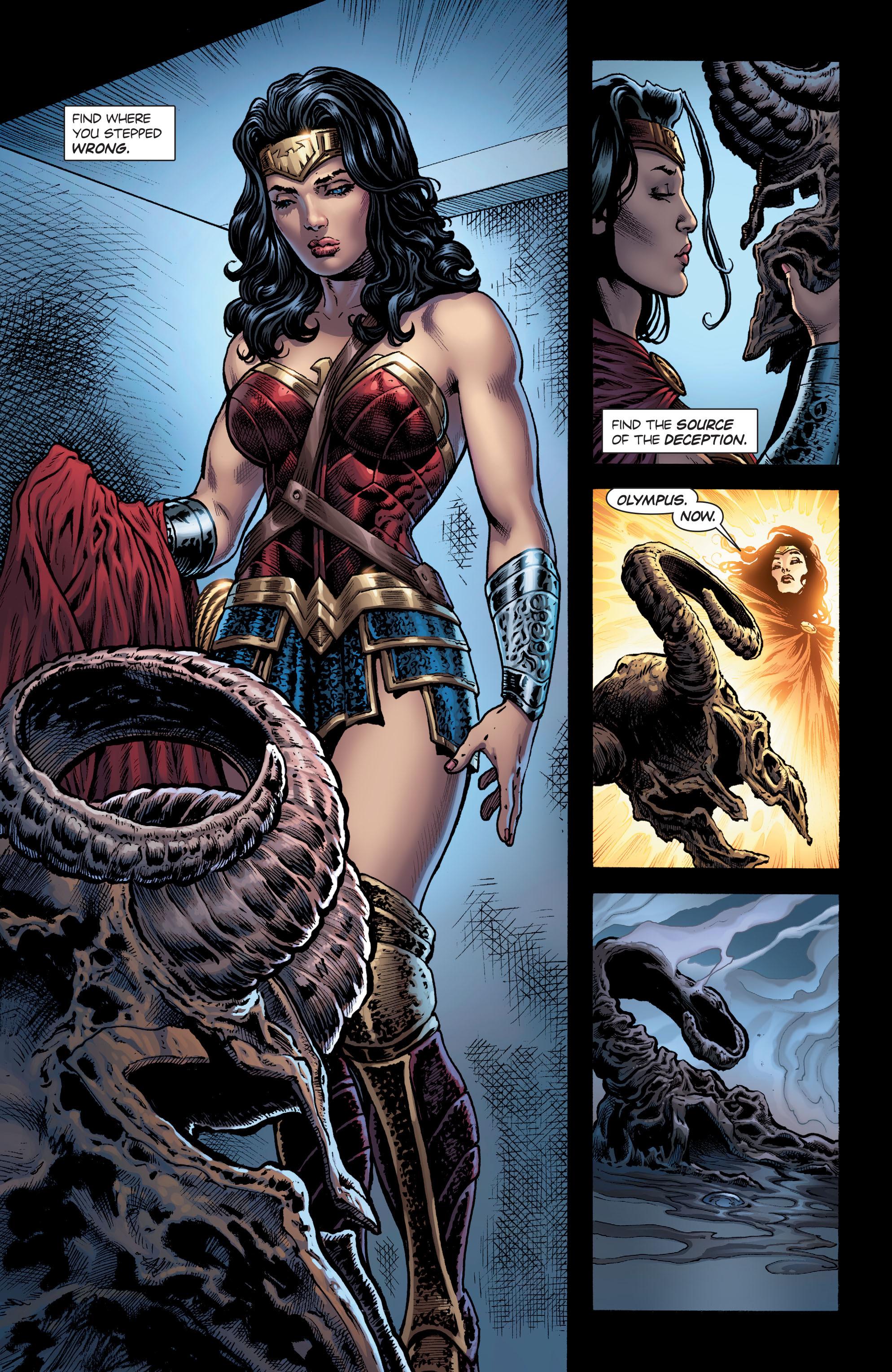 Read online Wonder Woman: Rebirth comic -  Issue # Full - 17