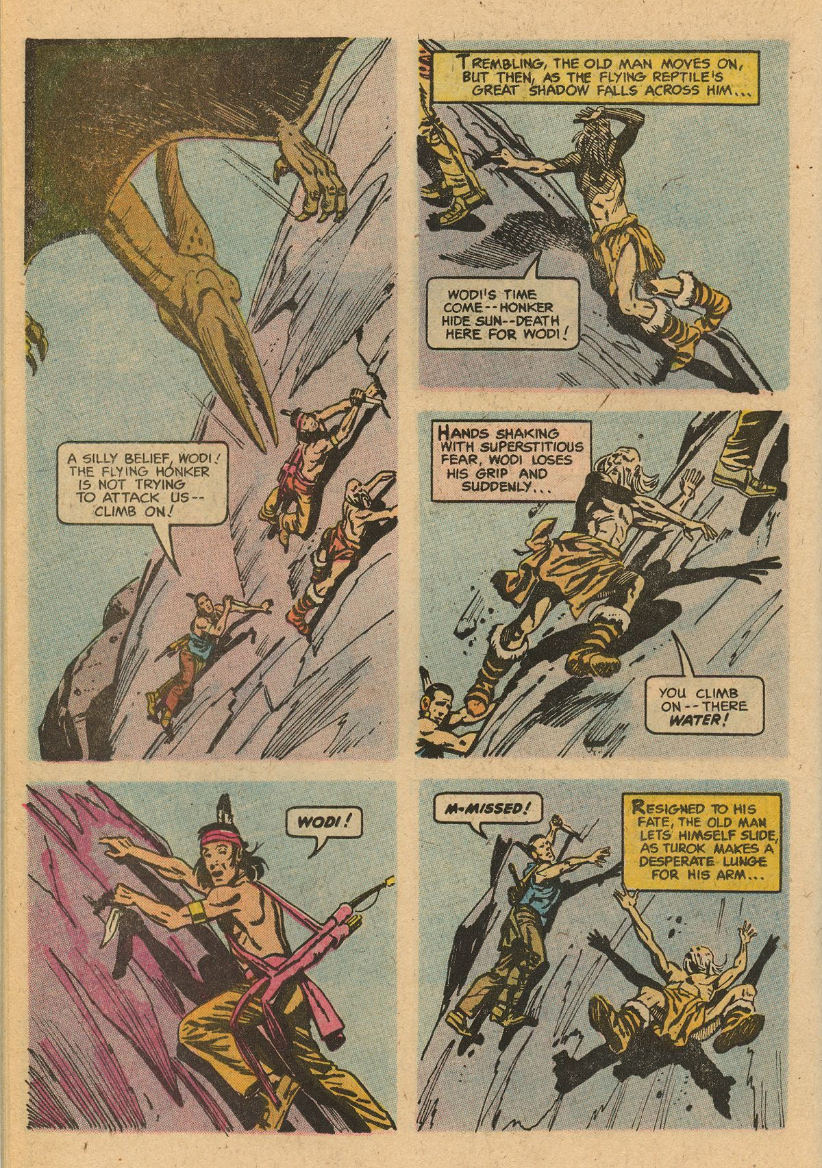 Read online Turok, Son of Stone comic -  Issue #115 - 30