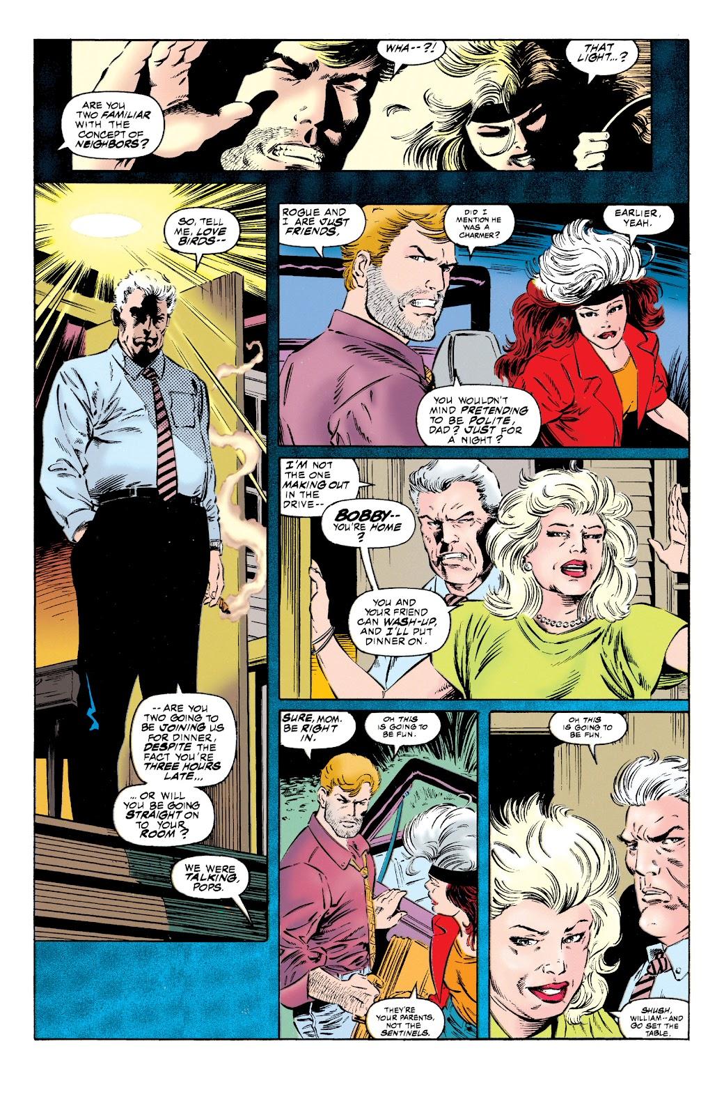 Uncanny X-Men (1963) issue 319 - Page 10