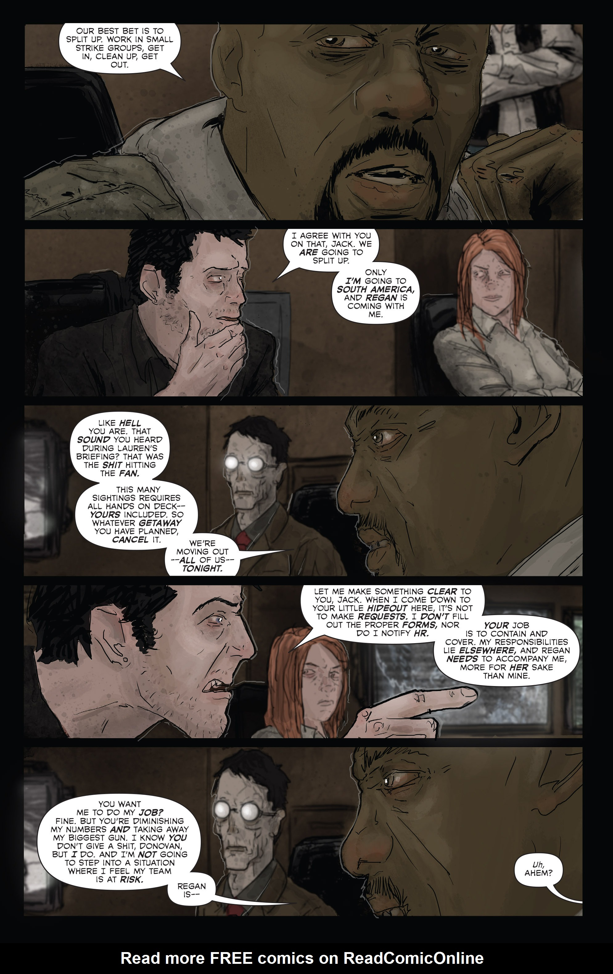 Read online Hoax Hunters (2012) comic -  Issue # TPB 3 - 15
