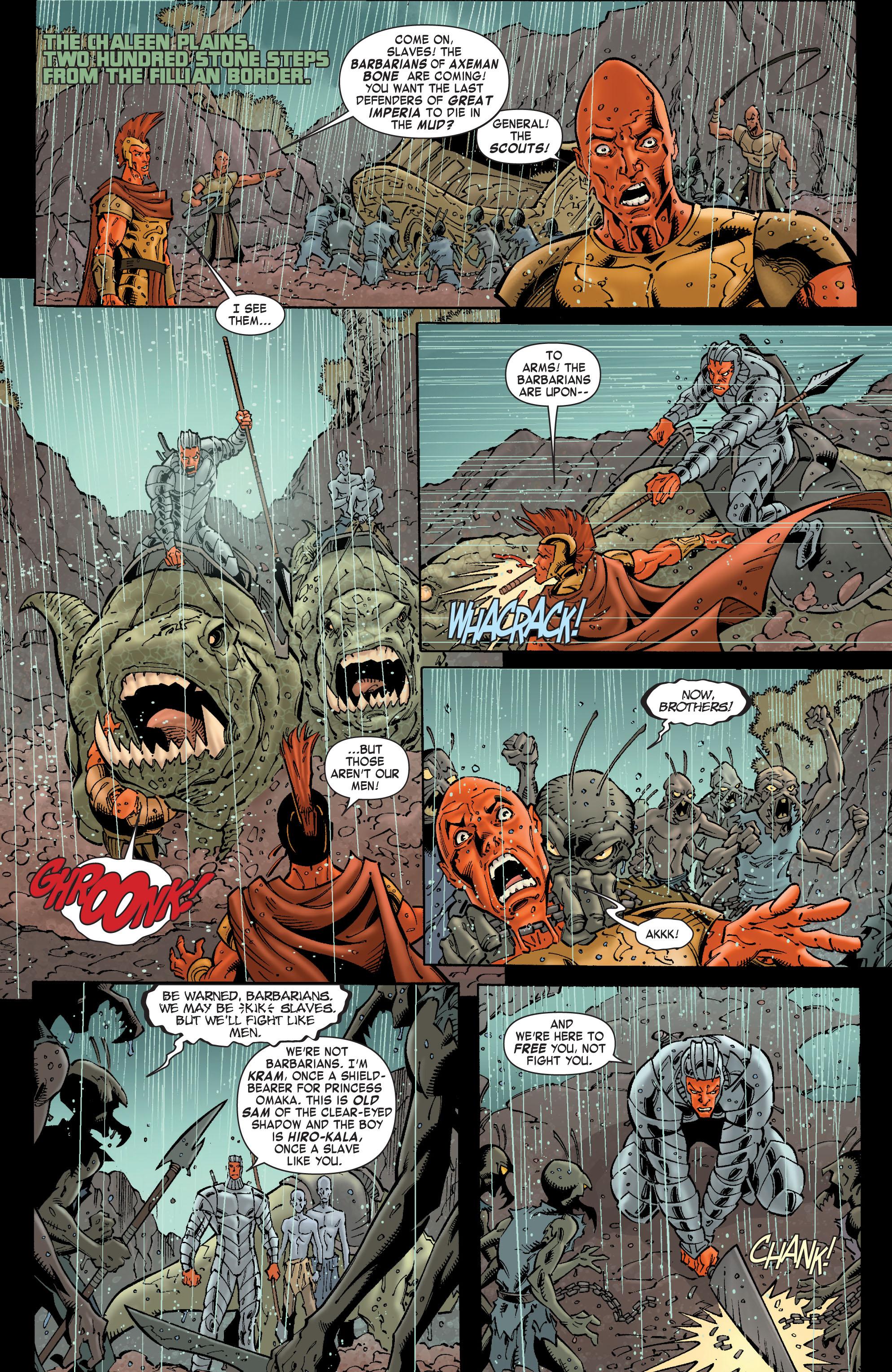 Read online Skaar: Son of Hulk comic -  Issue #8 - 3