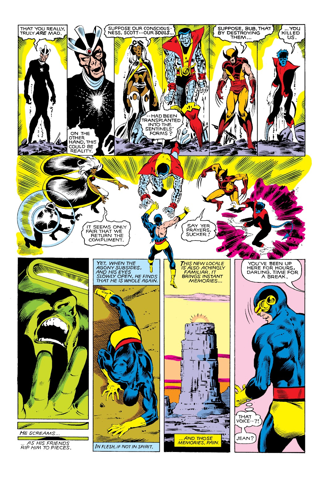 Uncanny X-Men (1963) issue 144 - Page 16