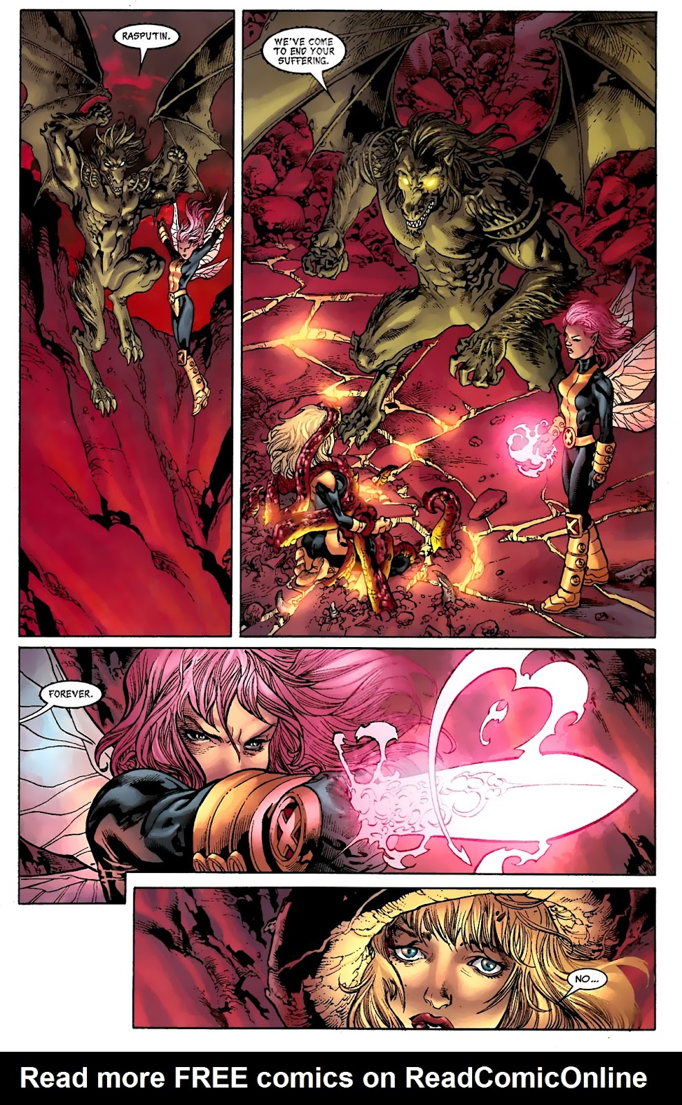 Read online X-Men: Second Coming Revelations comic -  Issue # TPB (Part 2) - 30