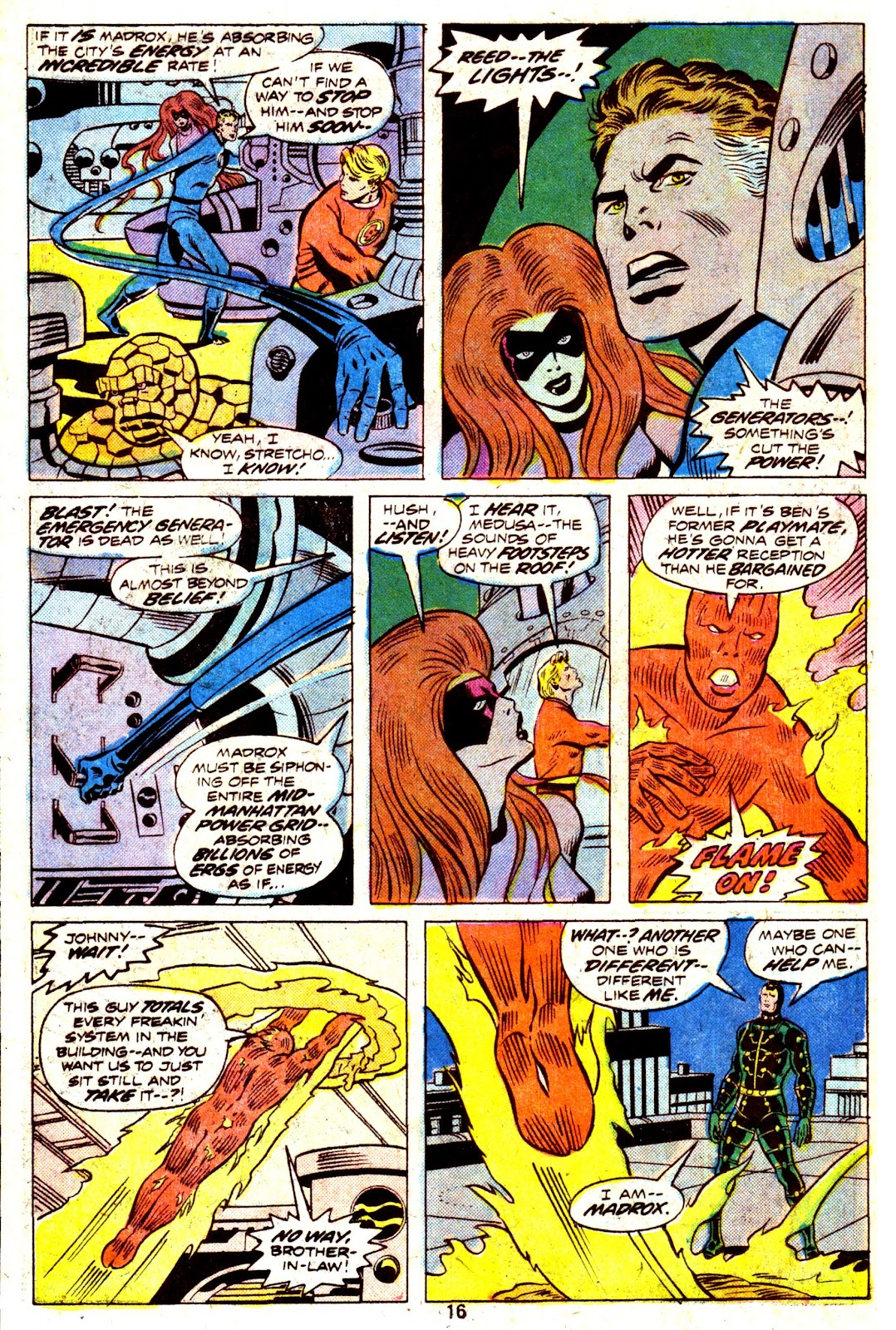 Giant-Size Fantastic Four issue 4 - Page 18