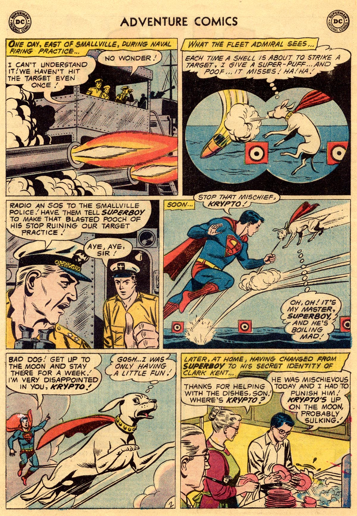 Read online Adventure Comics (1938) comic -  Issue #269 - 4