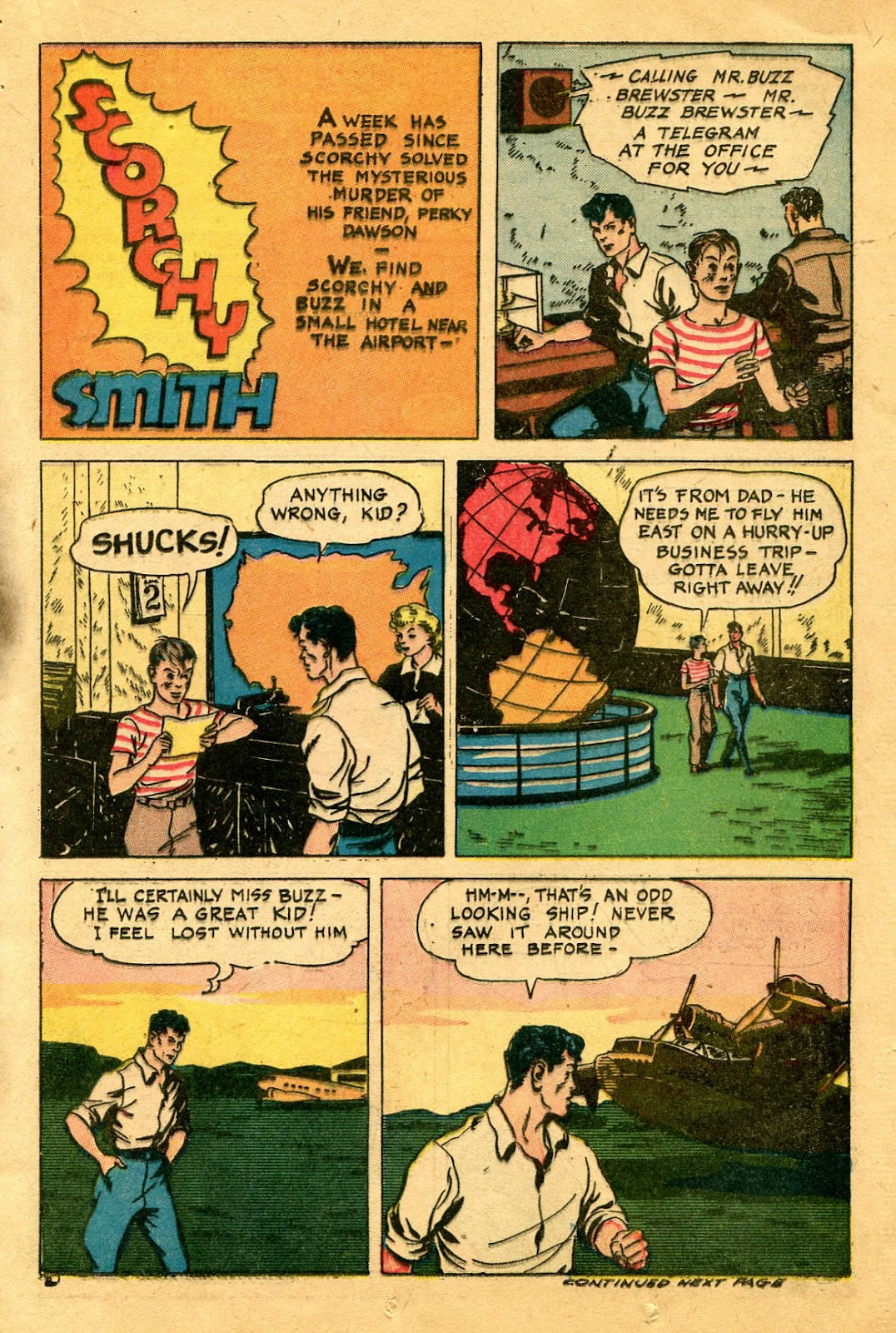 Read online Famous Funnies comic -  Issue #122 - 21