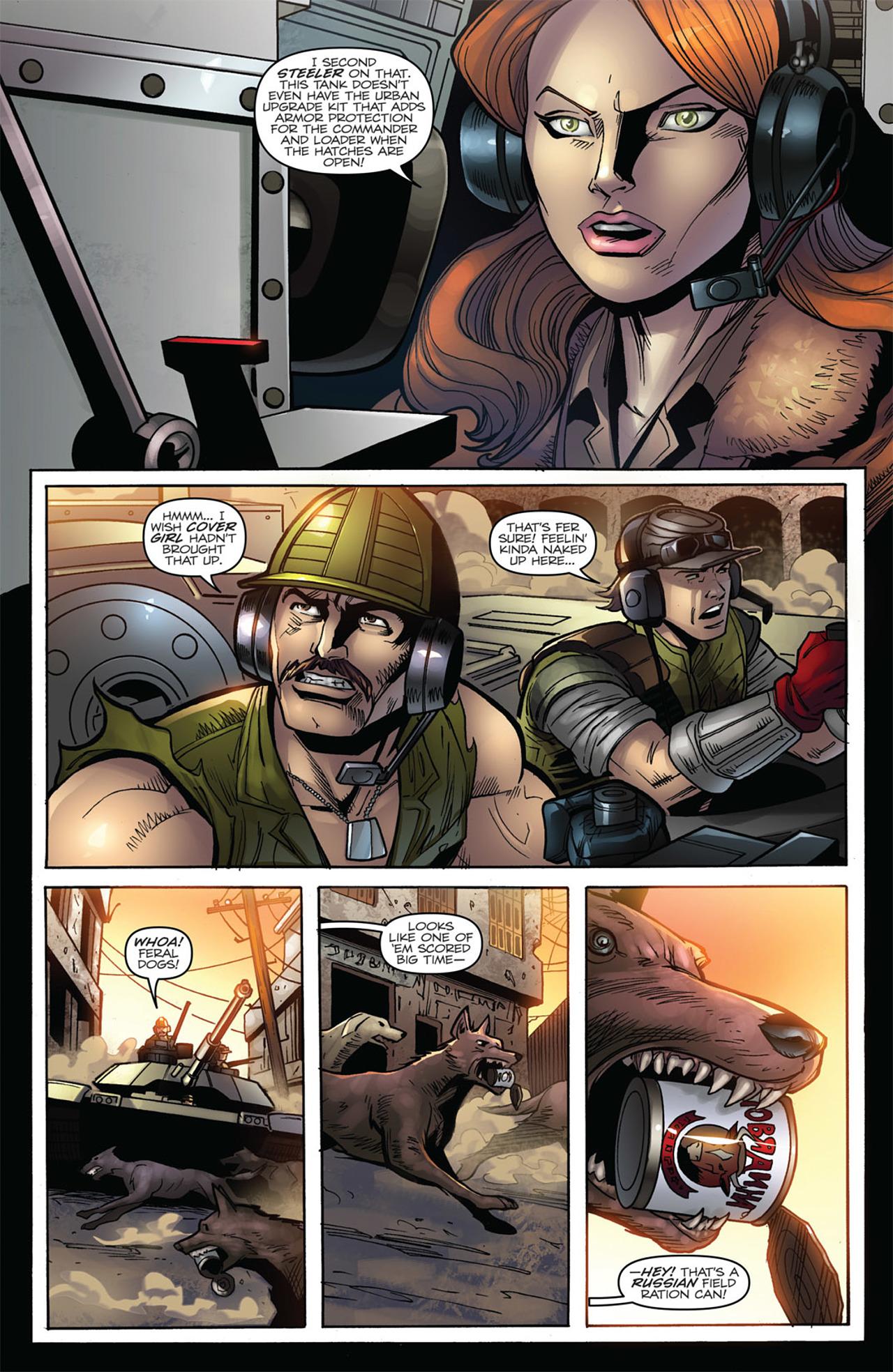 G.I. Joe: A Real American Hero 173 Page 5