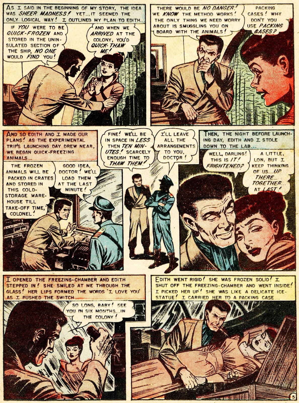 Weird Fantasy (1951) issue 13 - Page 15