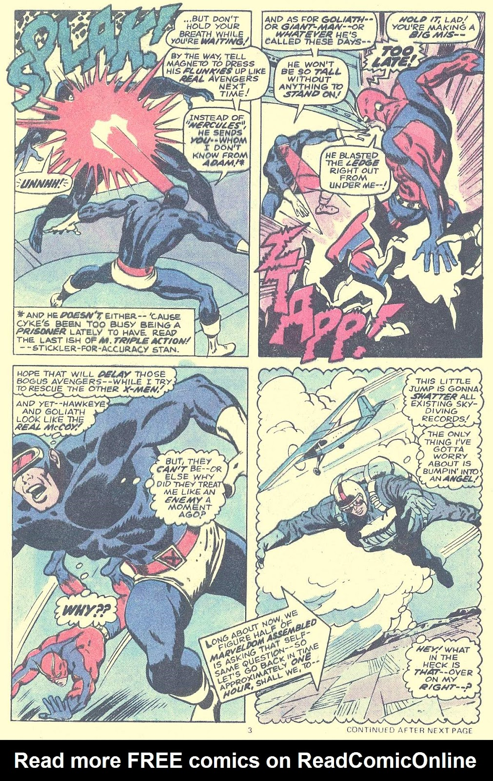 Marvel Triple Action (1972) issue 46 - Page 5