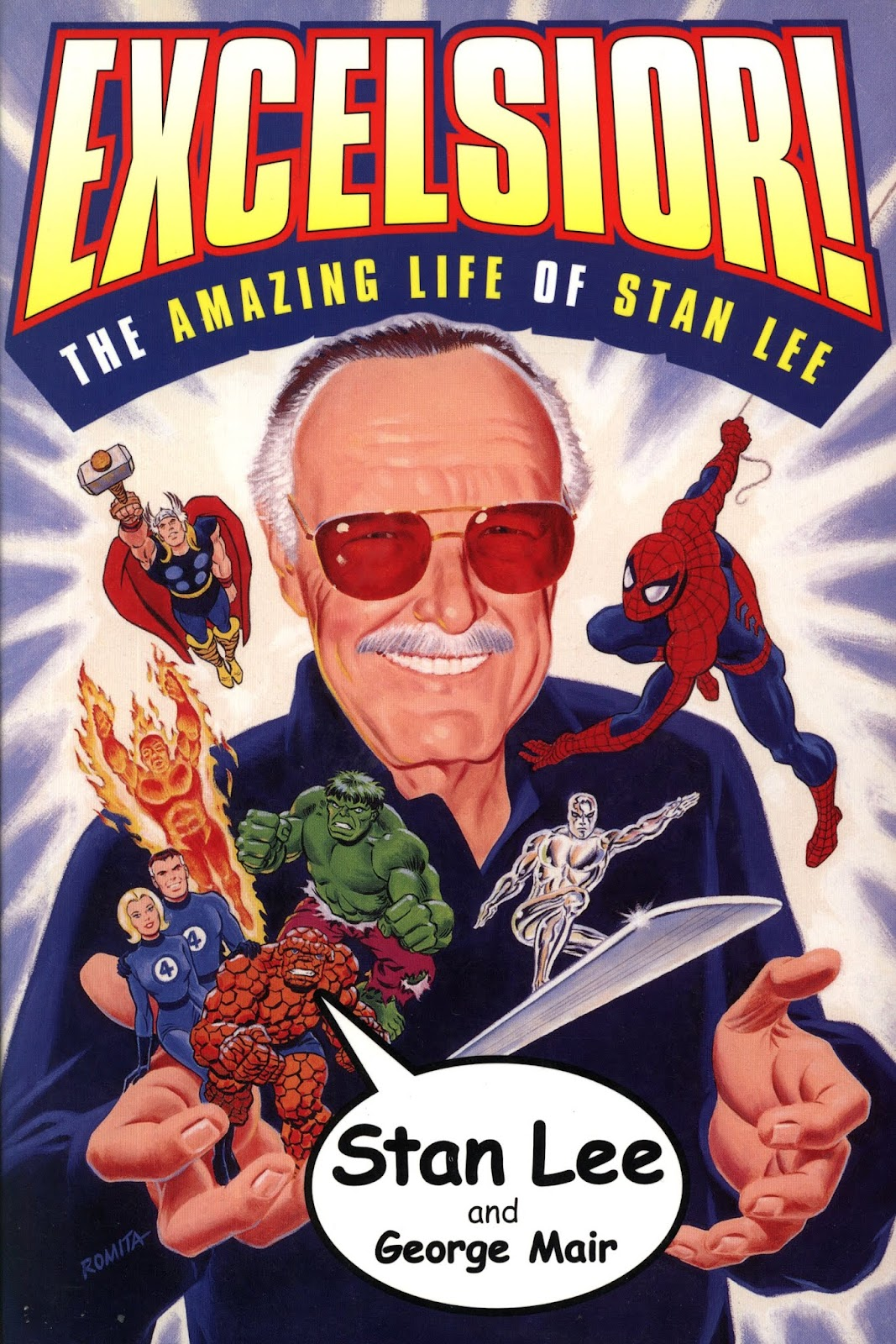 Excelsior! The Amazing Life of Stan Lee TPB_(Part_1) Page 1