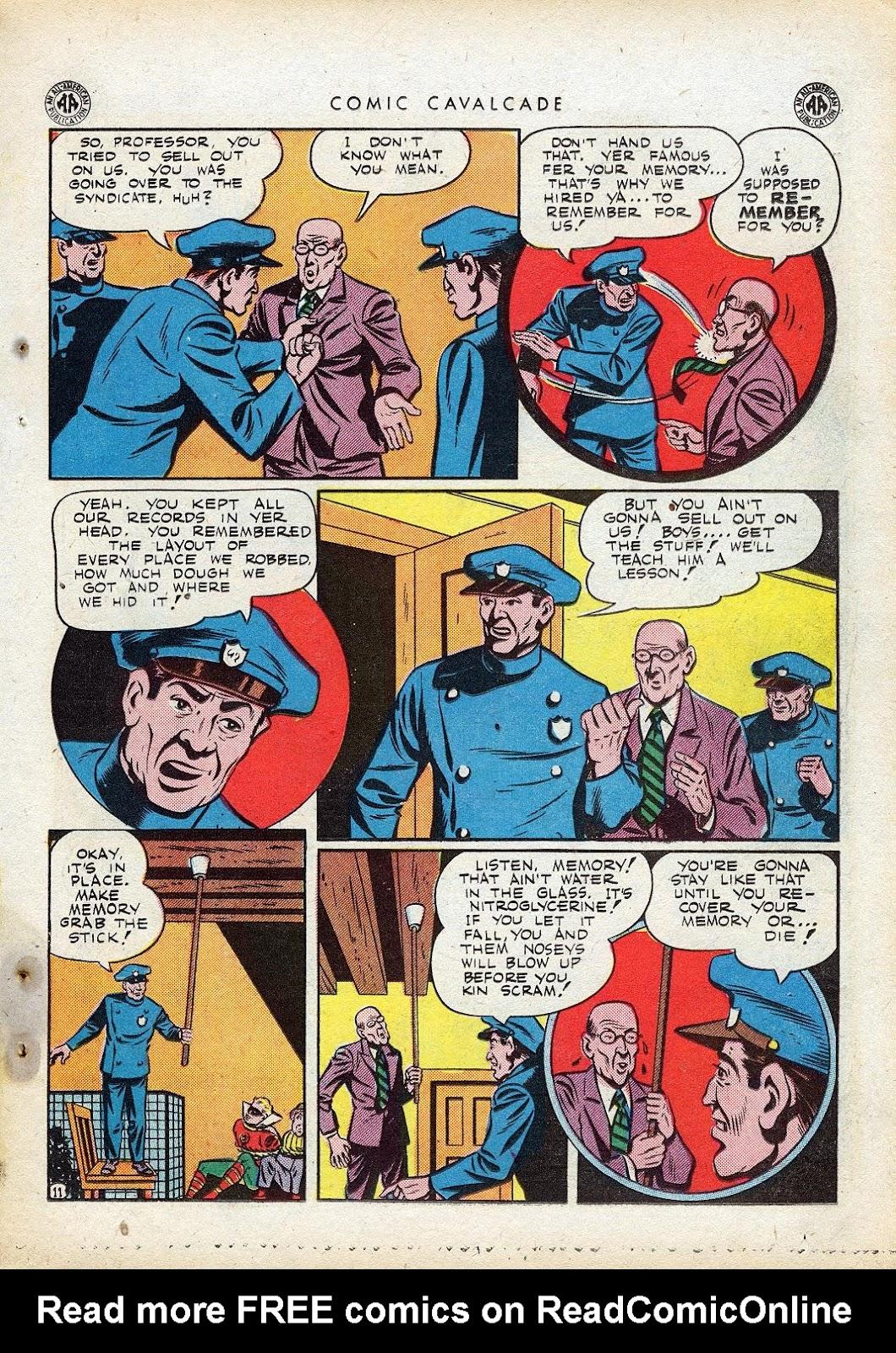 Comic Cavalcade issue 10 - Page 49