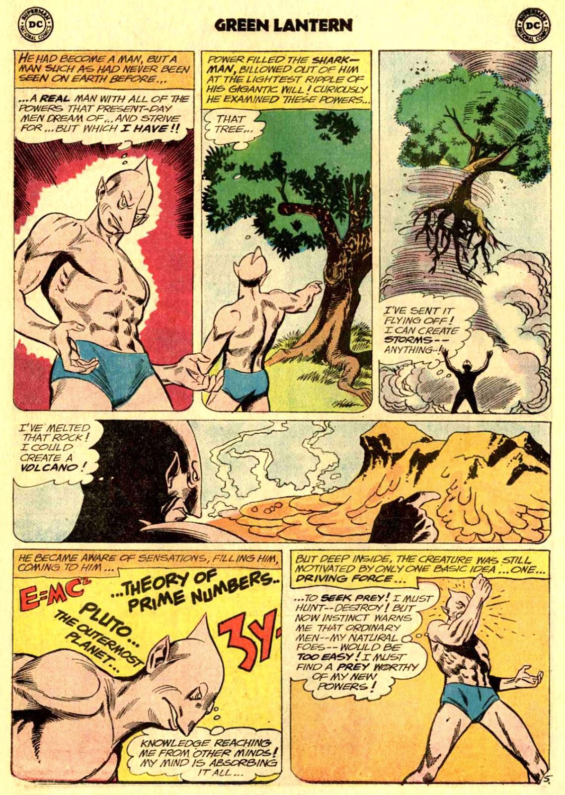 Green Lantern (1960) Issue #24 #27 - English 7
