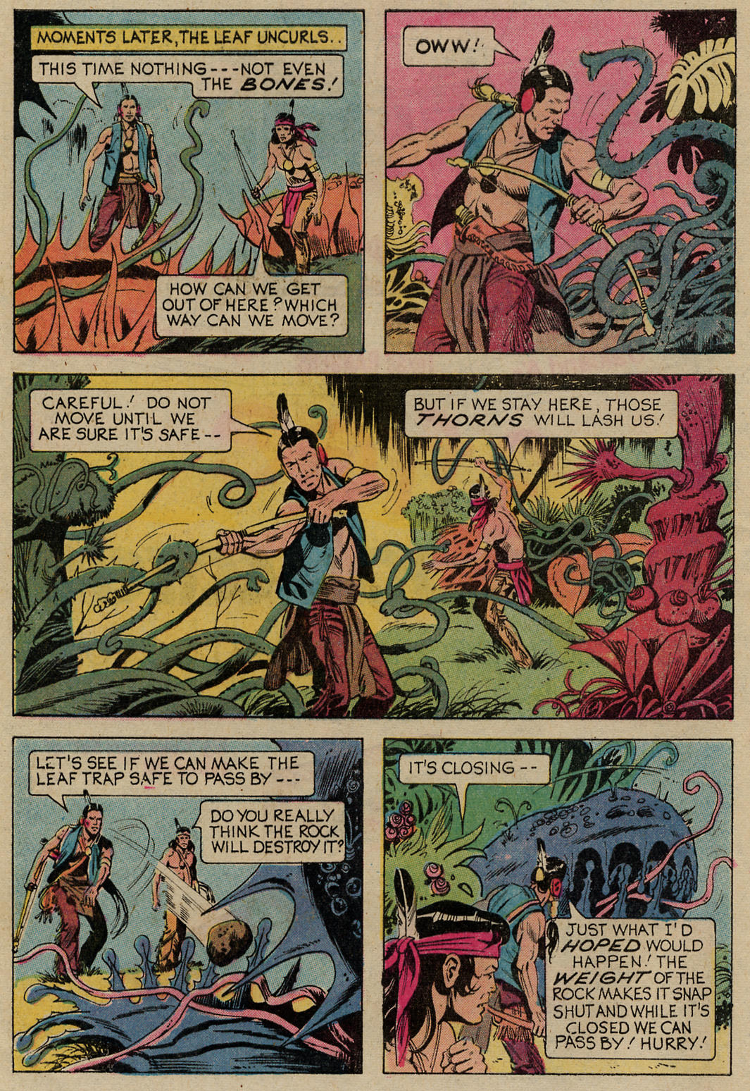 Read online Turok, Son of Stone comic -  Issue #98 - 6