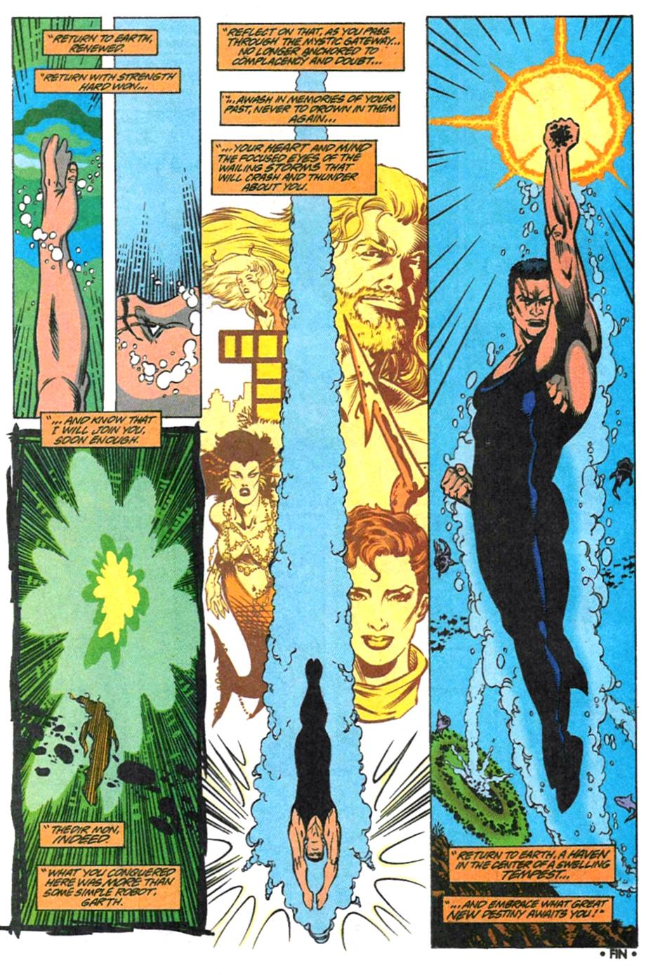 Read online Showcase '96 comic -  Issue #1 - 28