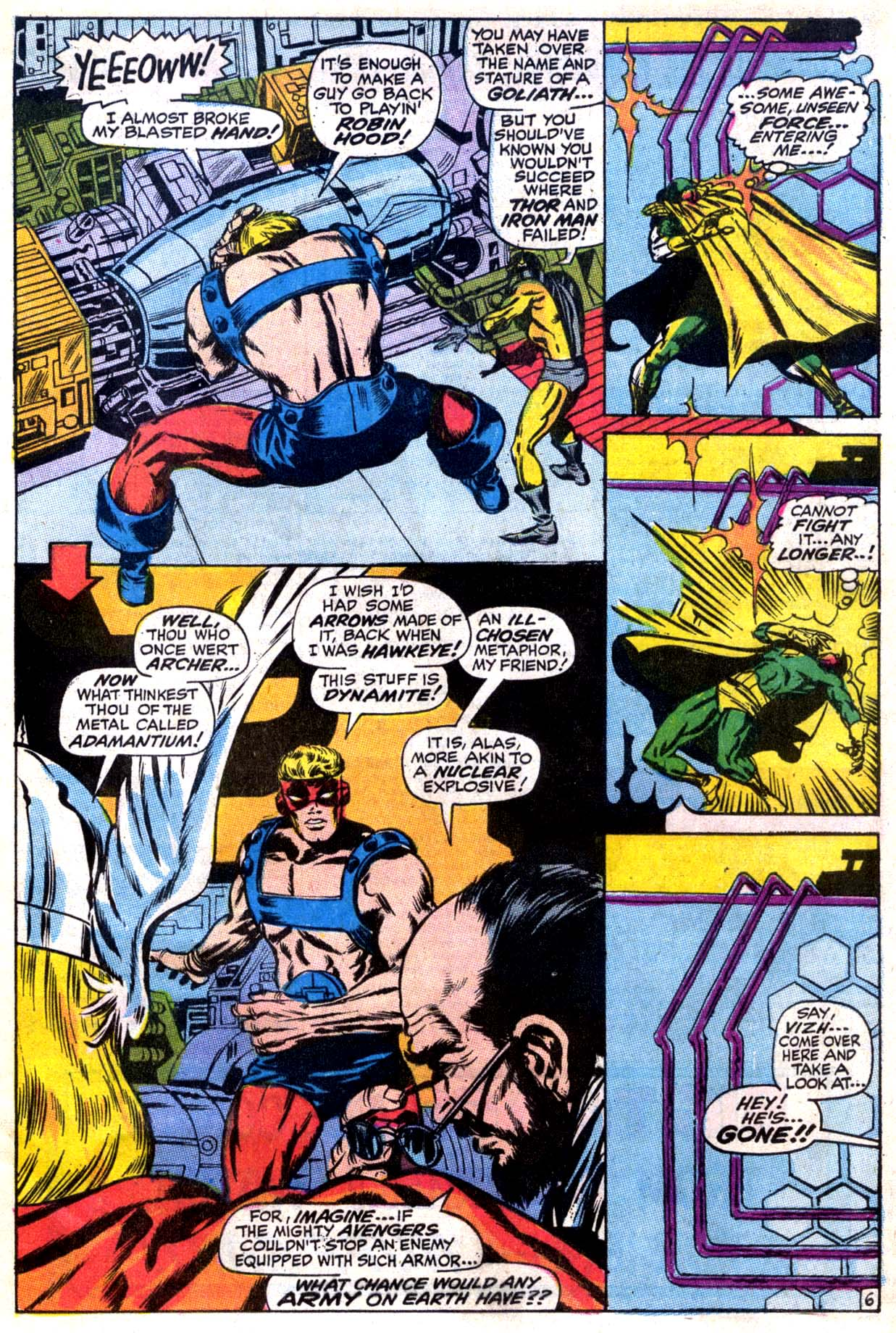 The Avengers (1963) 66 Page 6