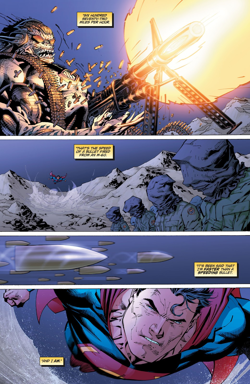Read online Superman: For Tomorrow comic -  Issue # TPB (Part 1) - 85
