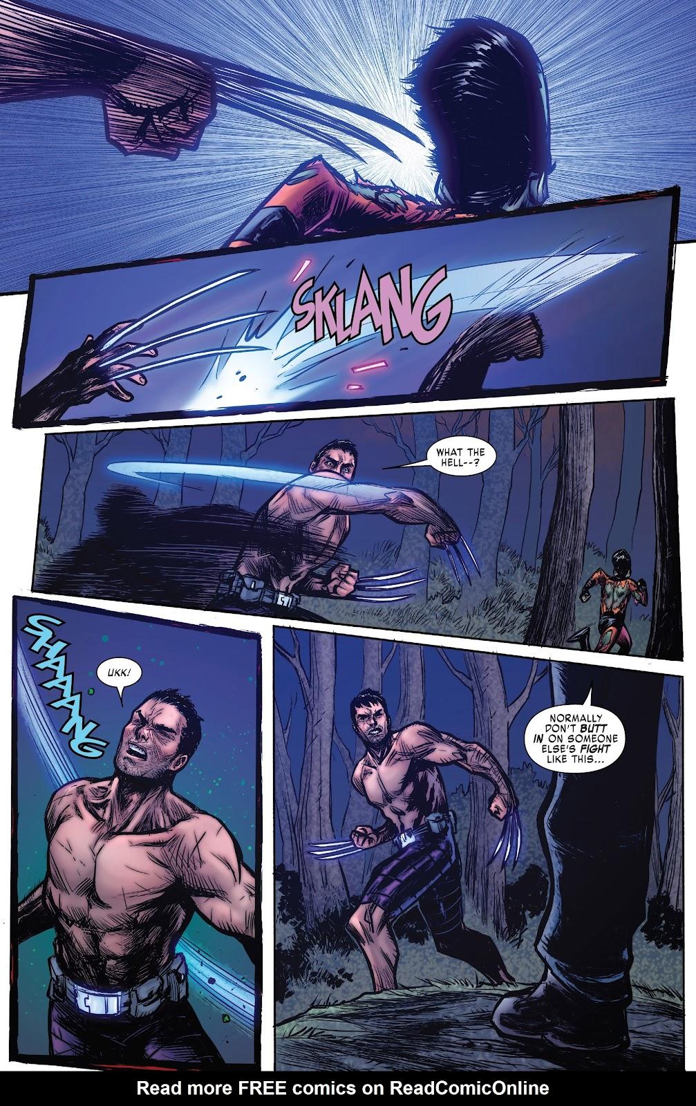 Read online Hulkverines comic -  Issue #1 - 30
