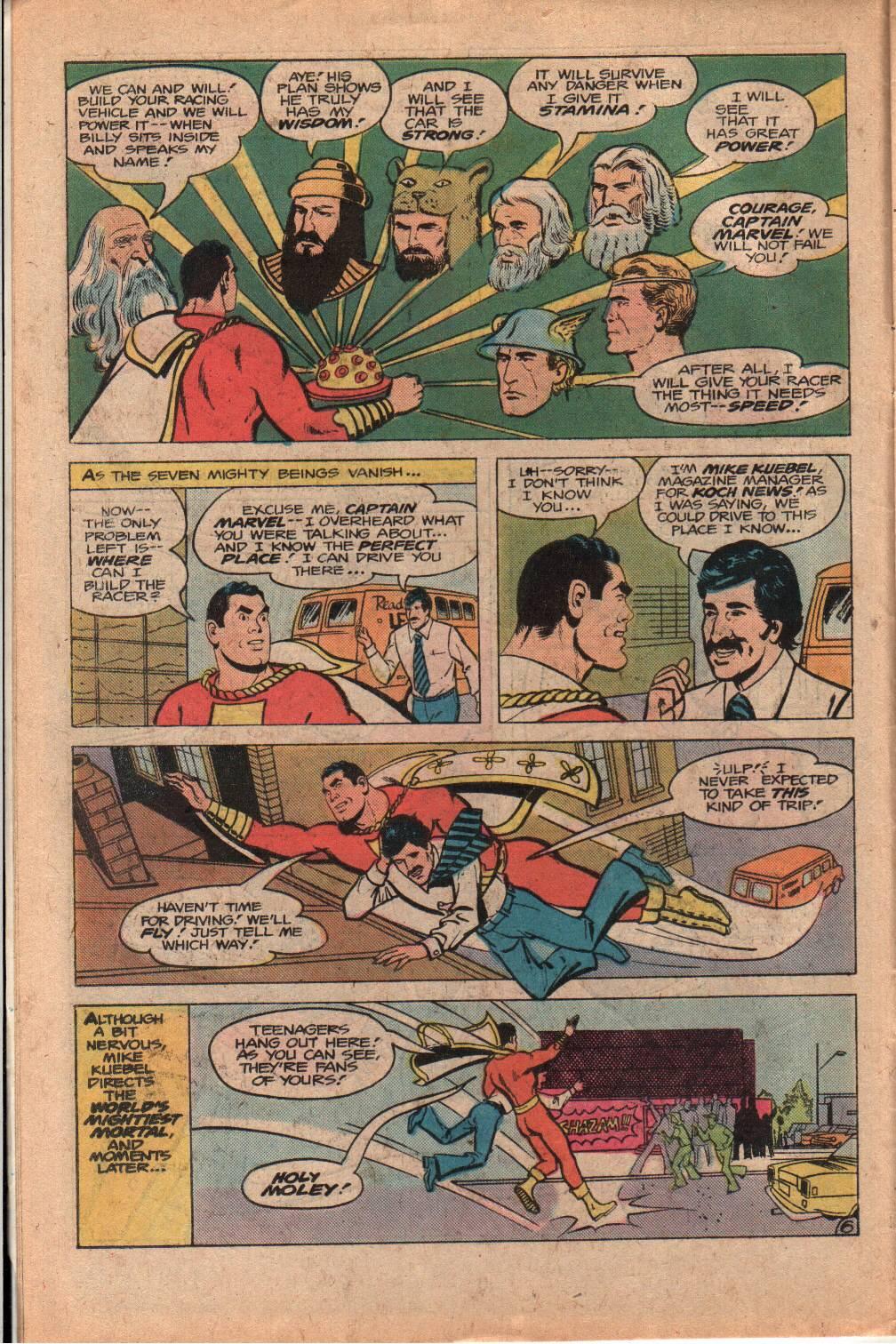 Read online Shazam! (1973) comic -  Issue #33 - 10