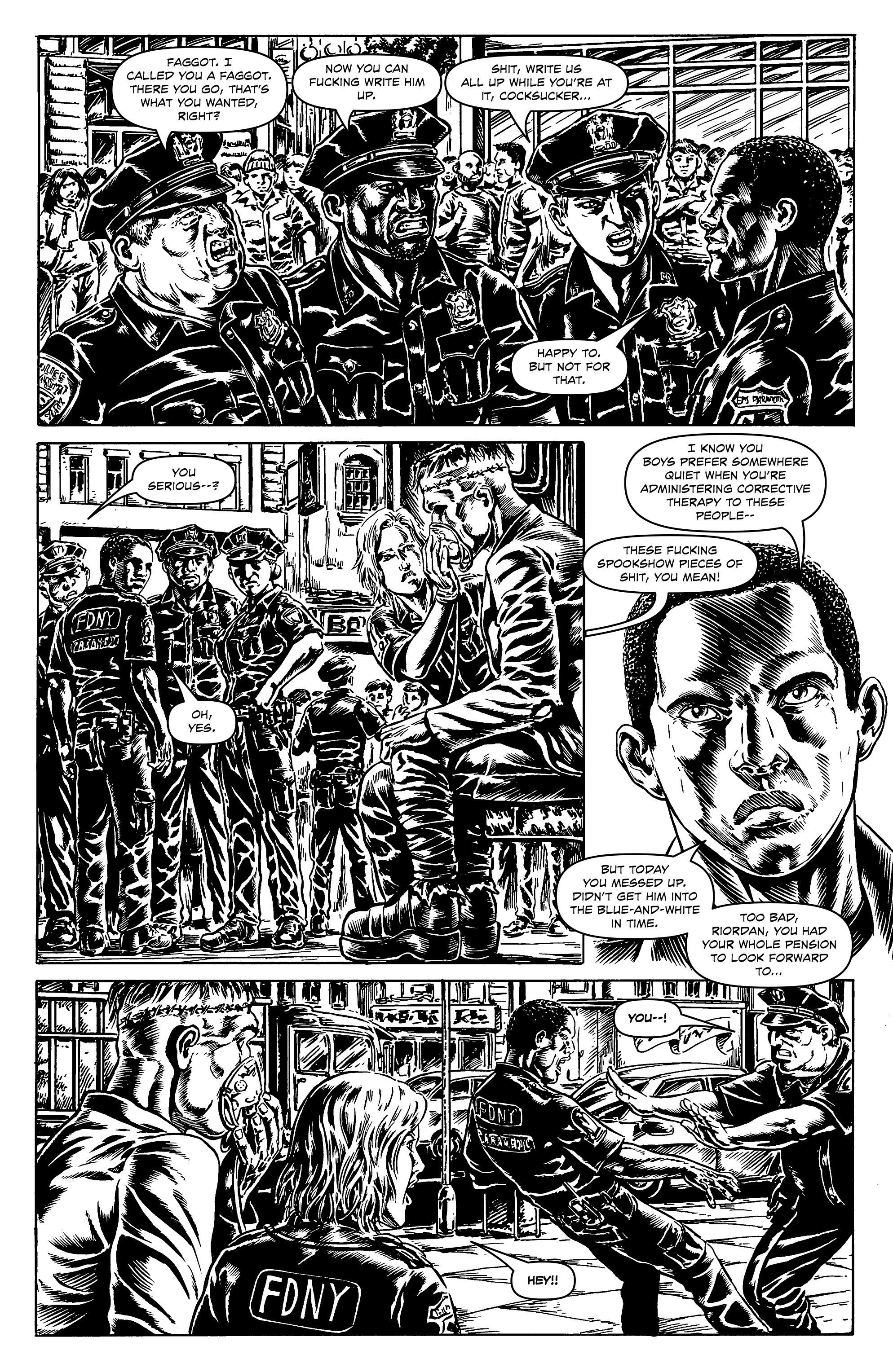 Read online Alan Moore's Cinema Purgatorio comic -  Issue #2 - 19