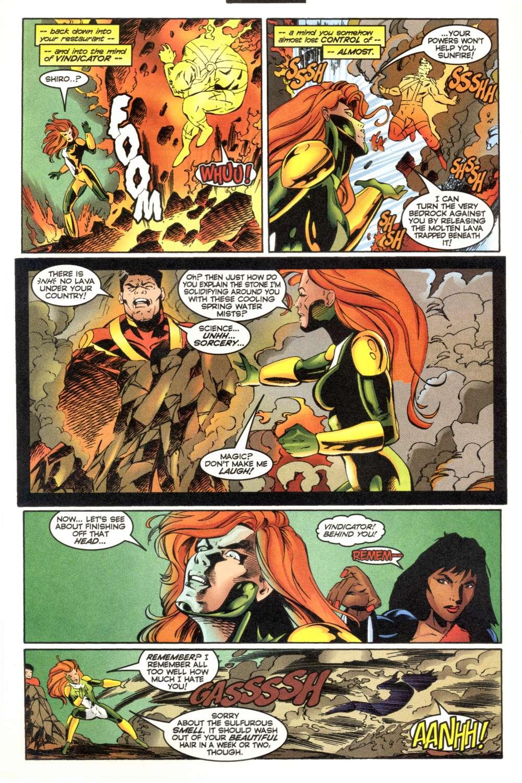 Read online Alpha Flight (1997) comic -  Issue #5 - 11