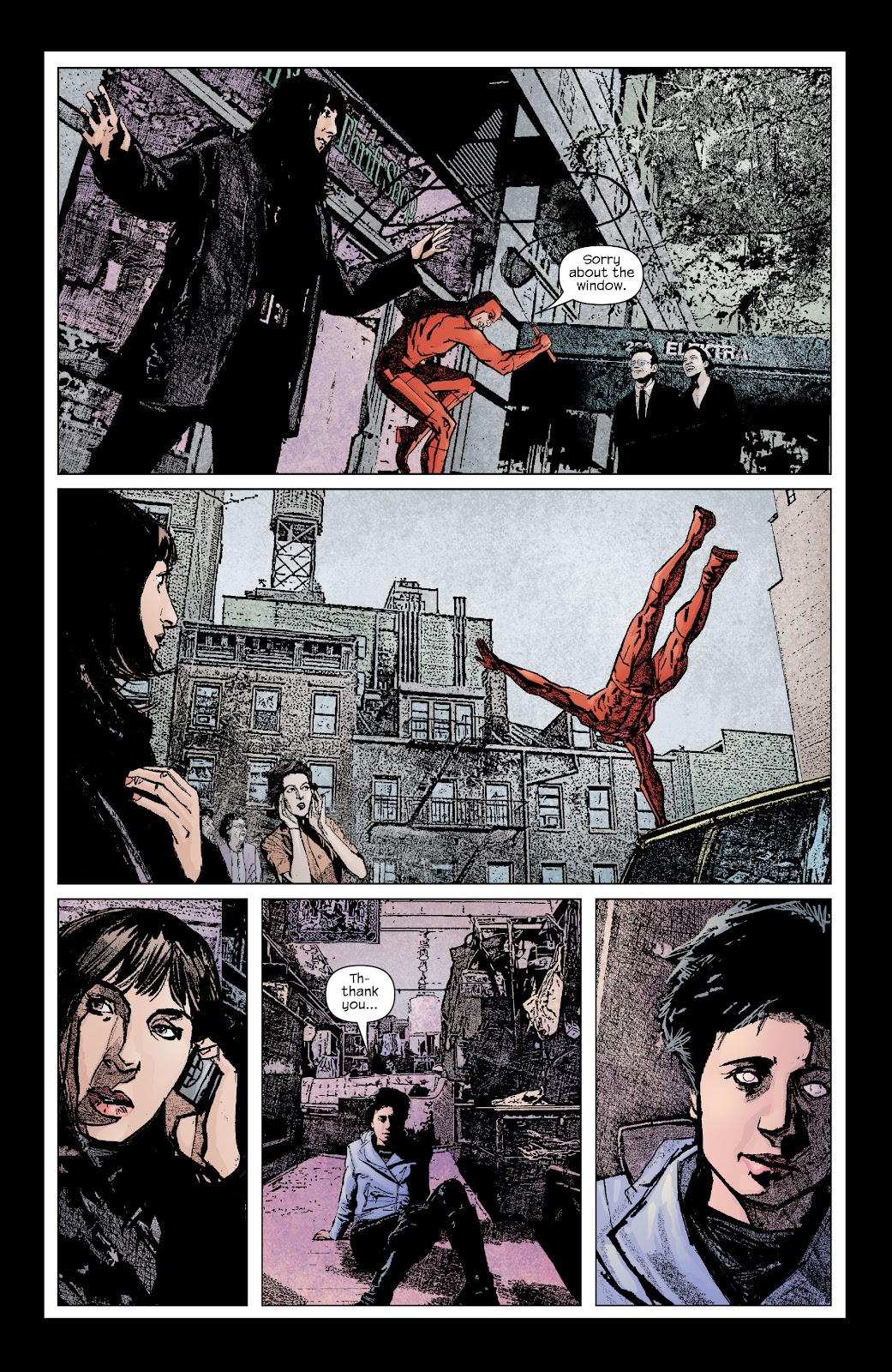 Read online Daredevil (1998) comic -  Issue # _Ultimate_Collection TPB 2 (Part 1) - 10