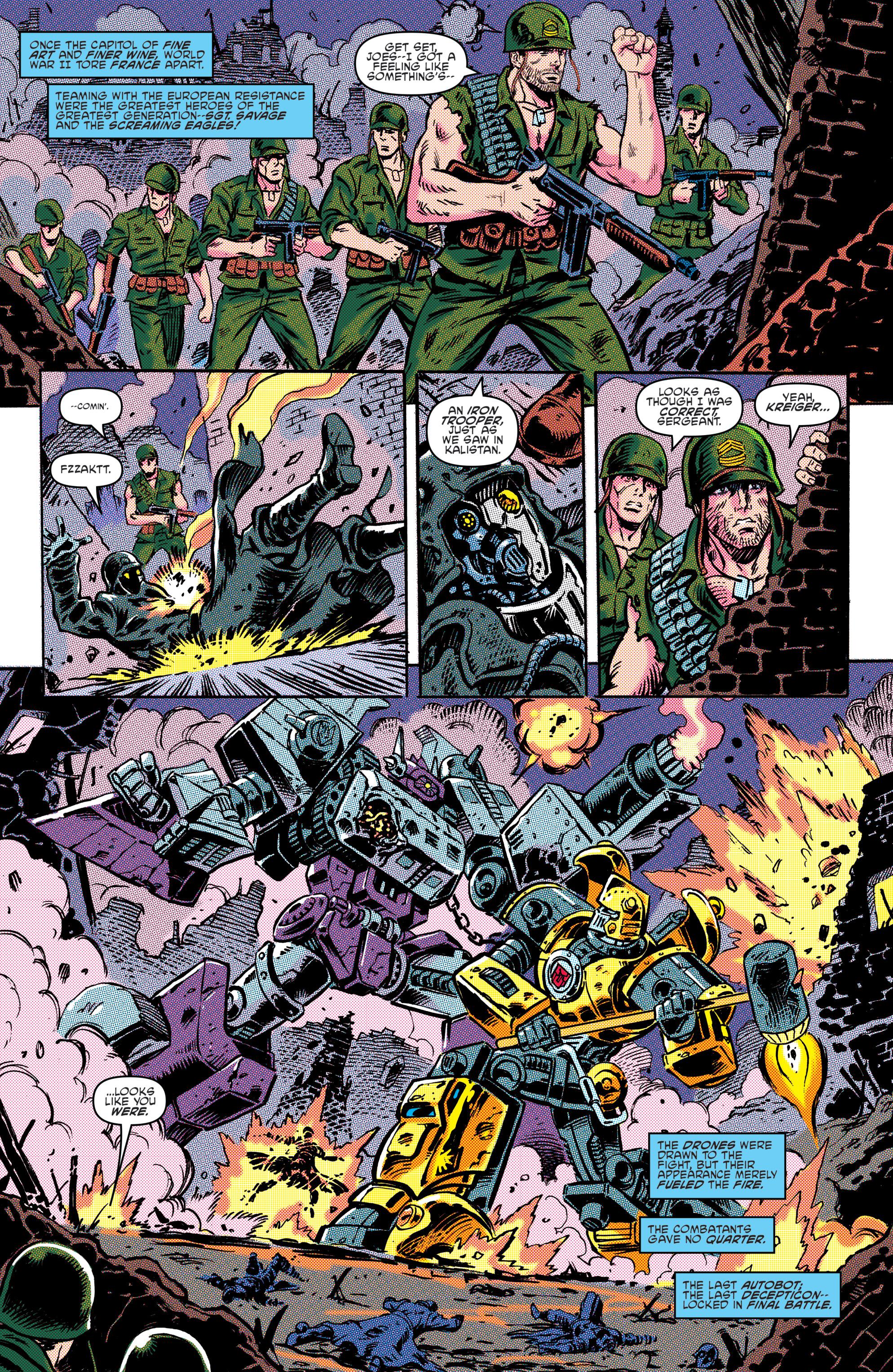 Read online Revolutionaries comic -  Issue #5 - 13