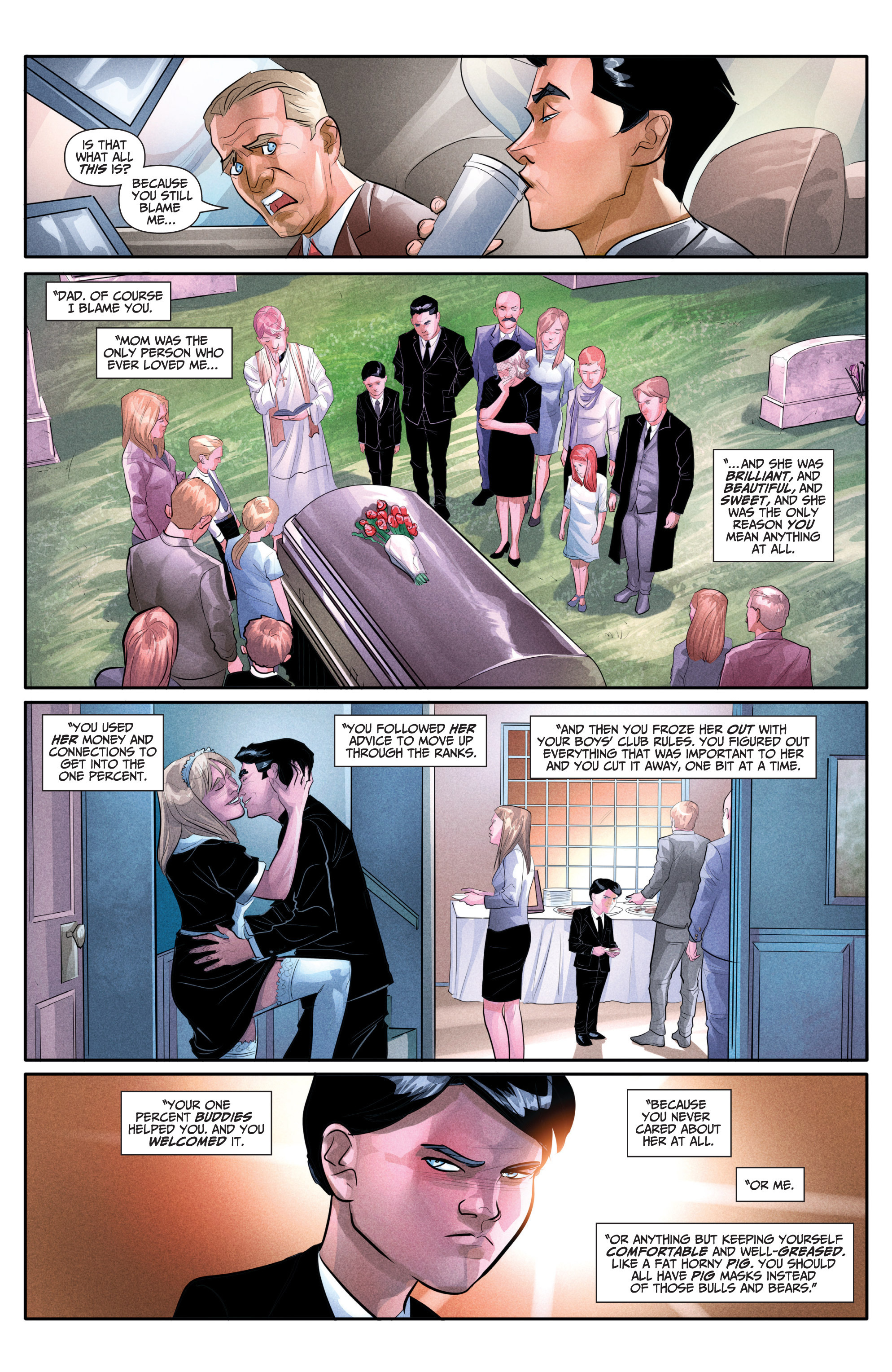 Read online Archer and Armstrong comic -  Issue #Archer and Armstrong _TPB 7 - 63