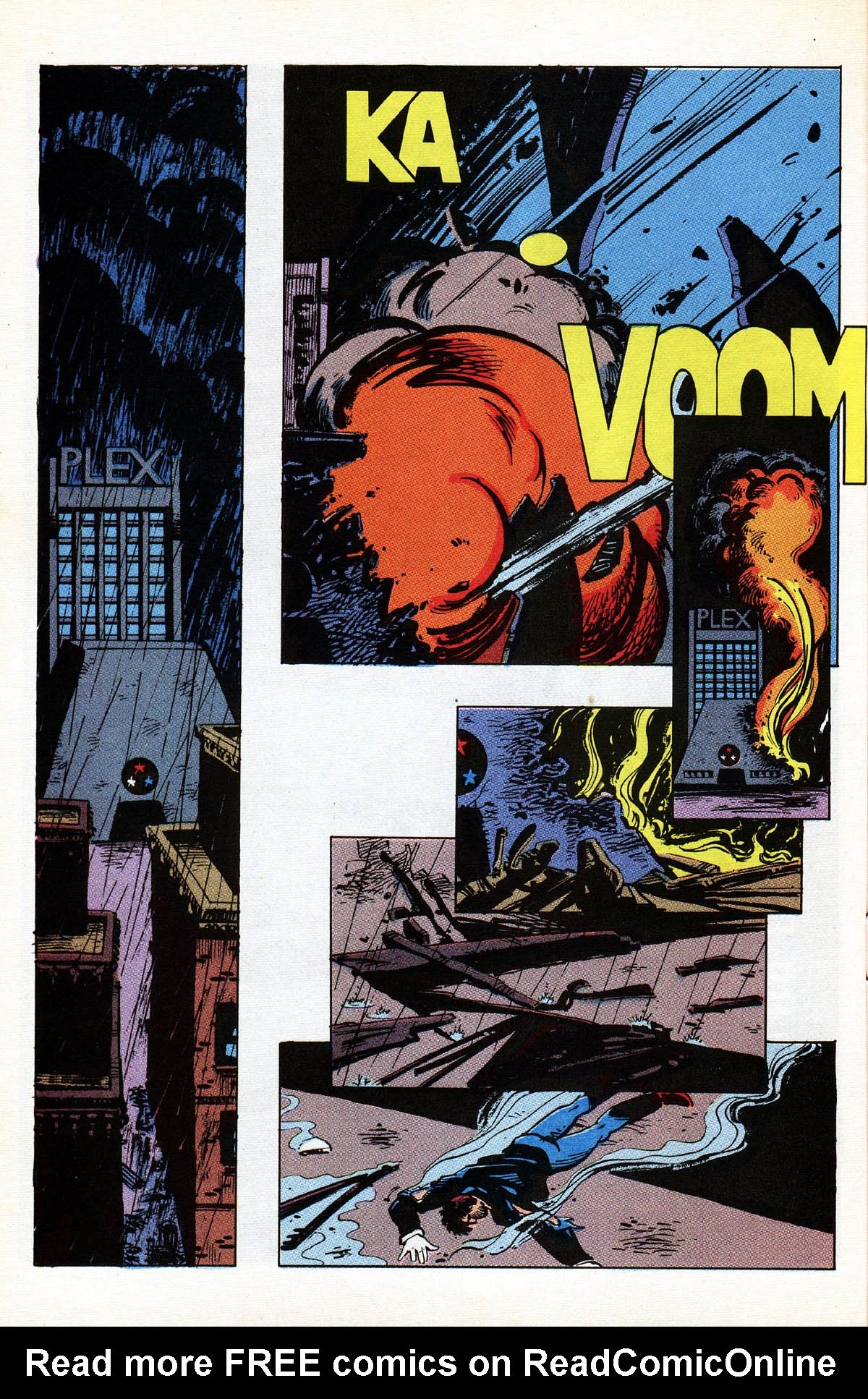 Read online American Flagg! comic -  Issue #38 - 24