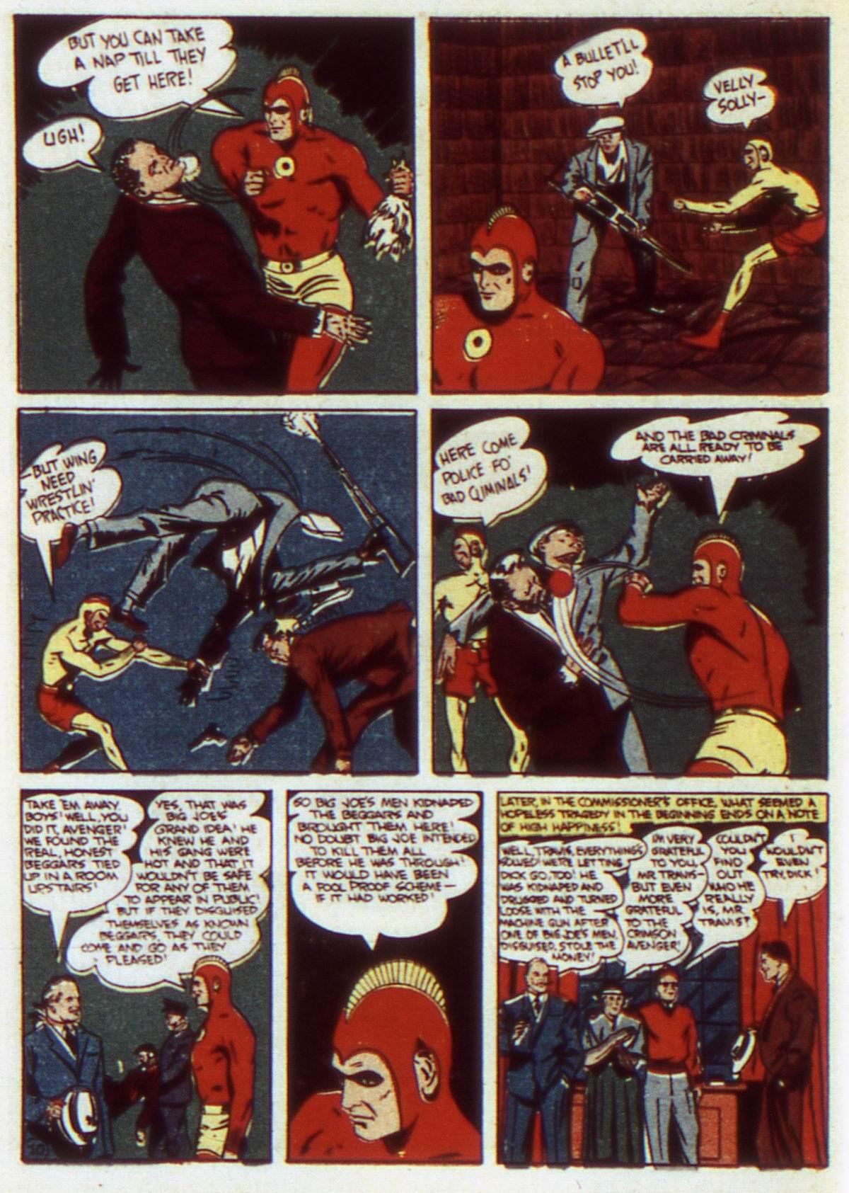 Detective Comics (1937) 61 Page 39