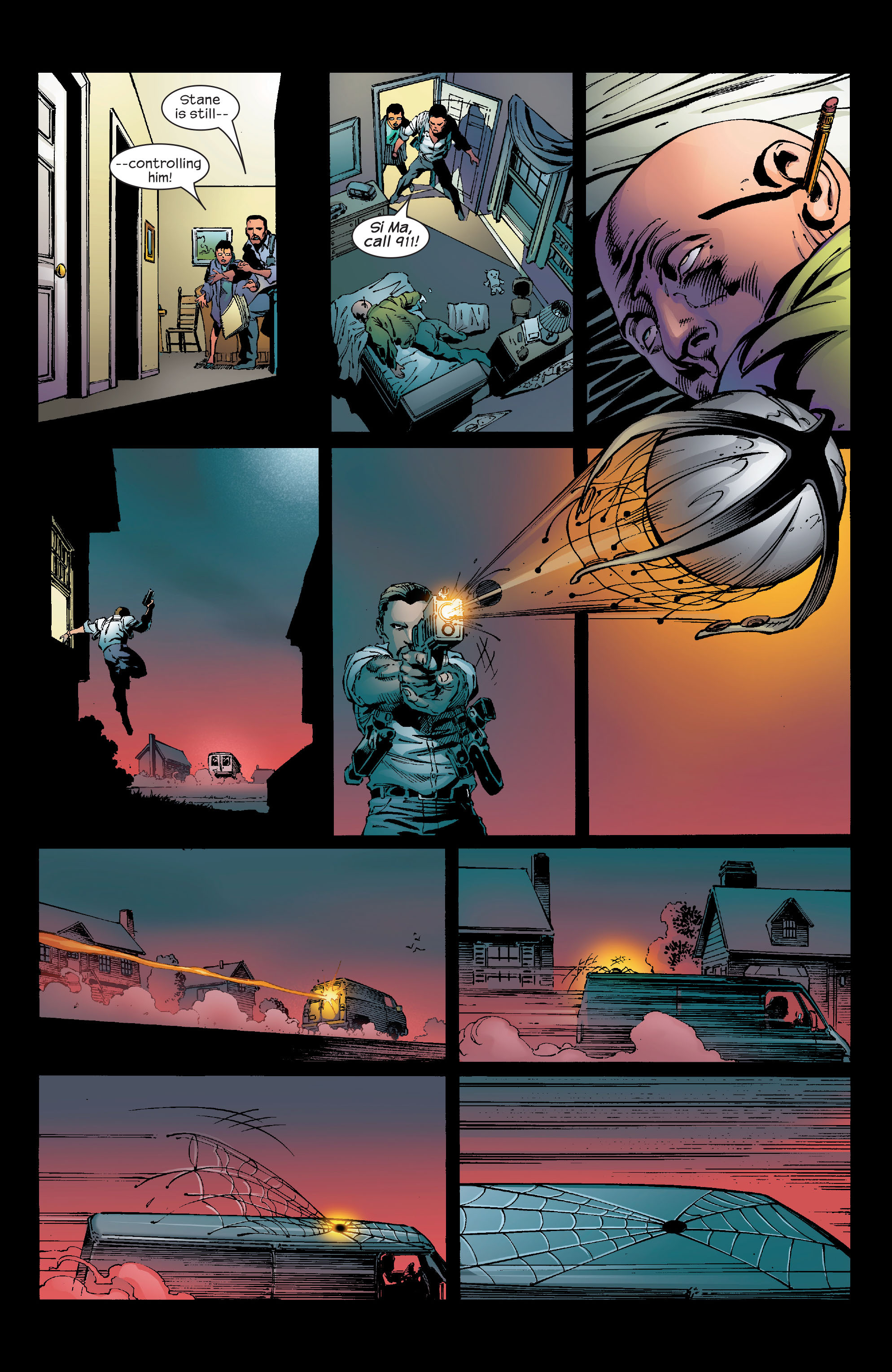 Read online Ultimate Iron Man (2005) comic -  Issue #2 - 21