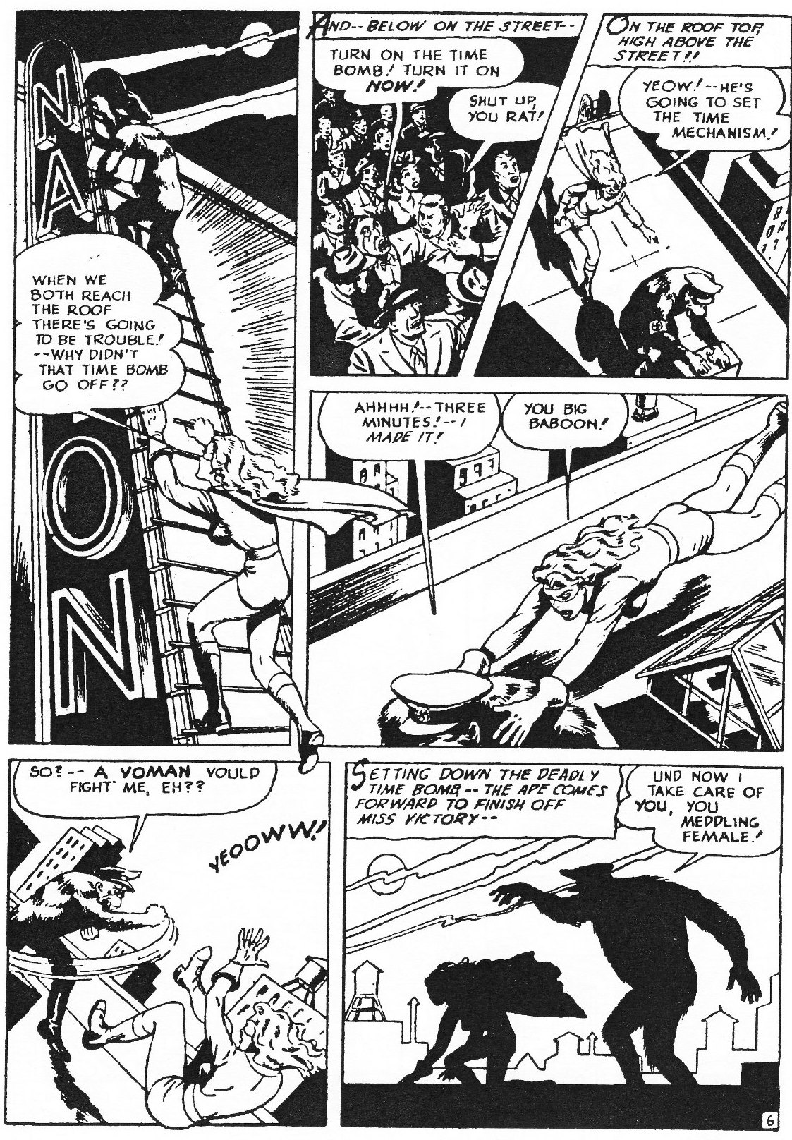 Read online Men of Mystery Comics comic -  Issue #82 - 25