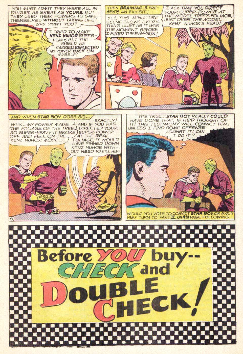 Read online Adventure Comics (1938) comic -  Issue #342 - 11