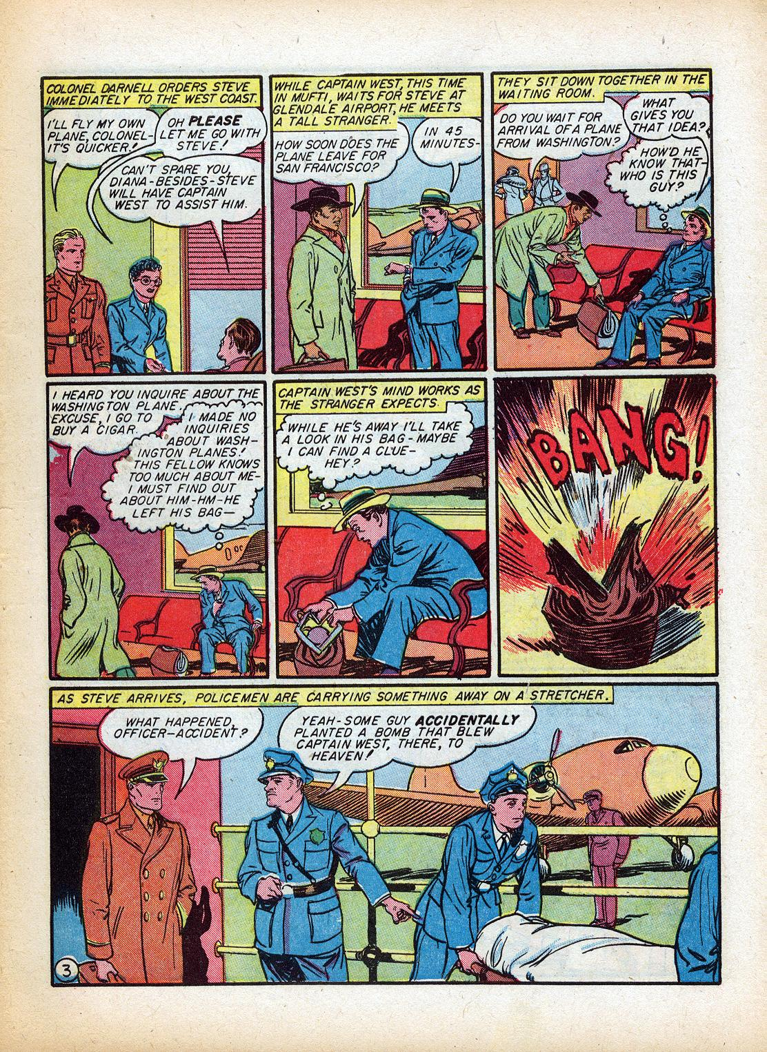 Read online Sensation (Mystery) Comics comic -  Issue #18 - 5