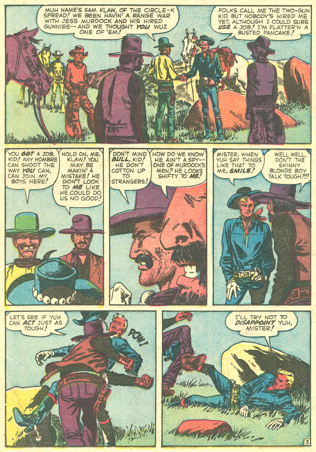 Read online Two-Gun Kid comic -  Issue #51 - 12