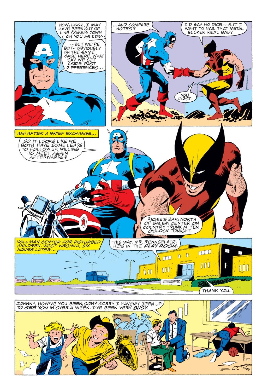 Read online Captain America (1968) comic -  Issue # _Annual 8 - 28
