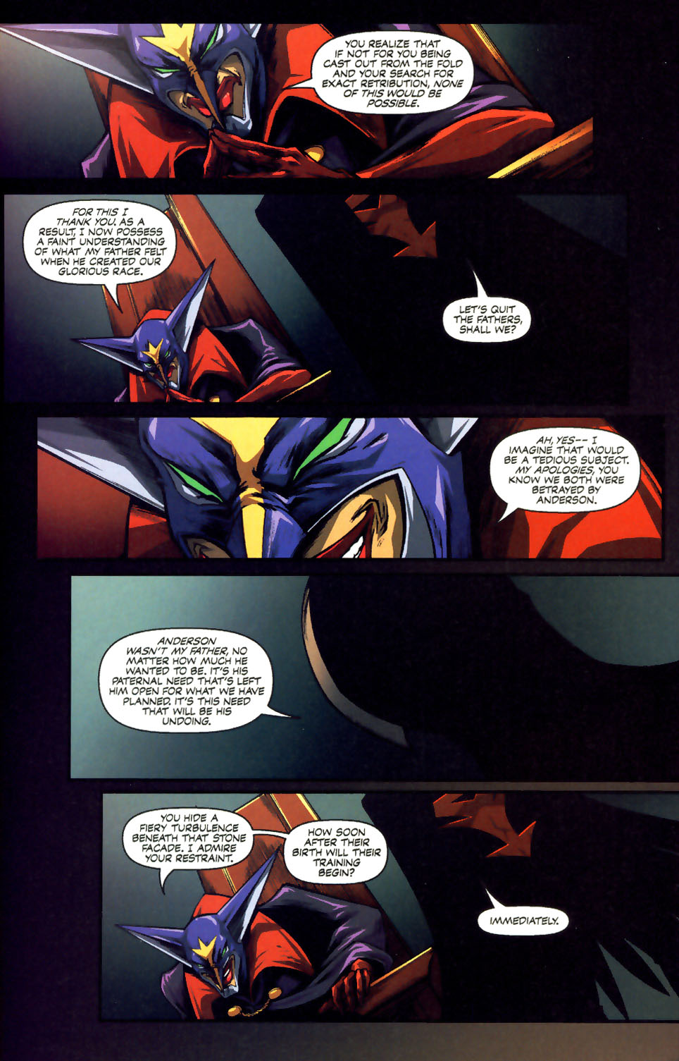 Battle of the Planets Issue #12 #14 - English 39