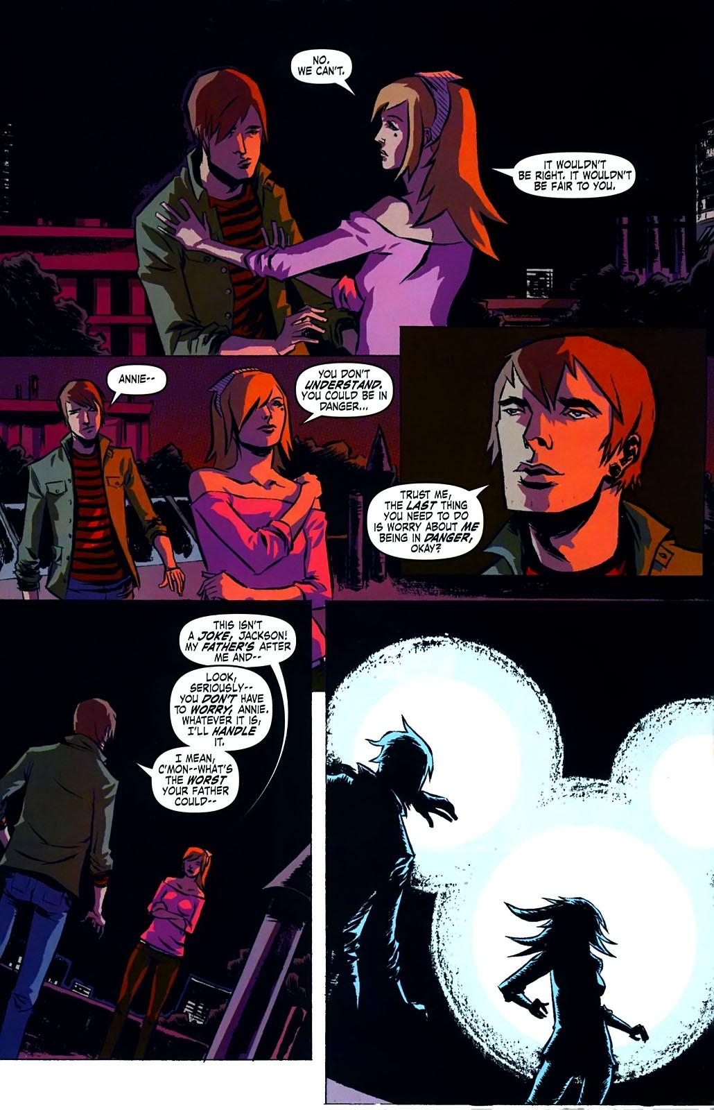 Read online Amazing Fantasy (2004) comic -  Issue #15 - 44