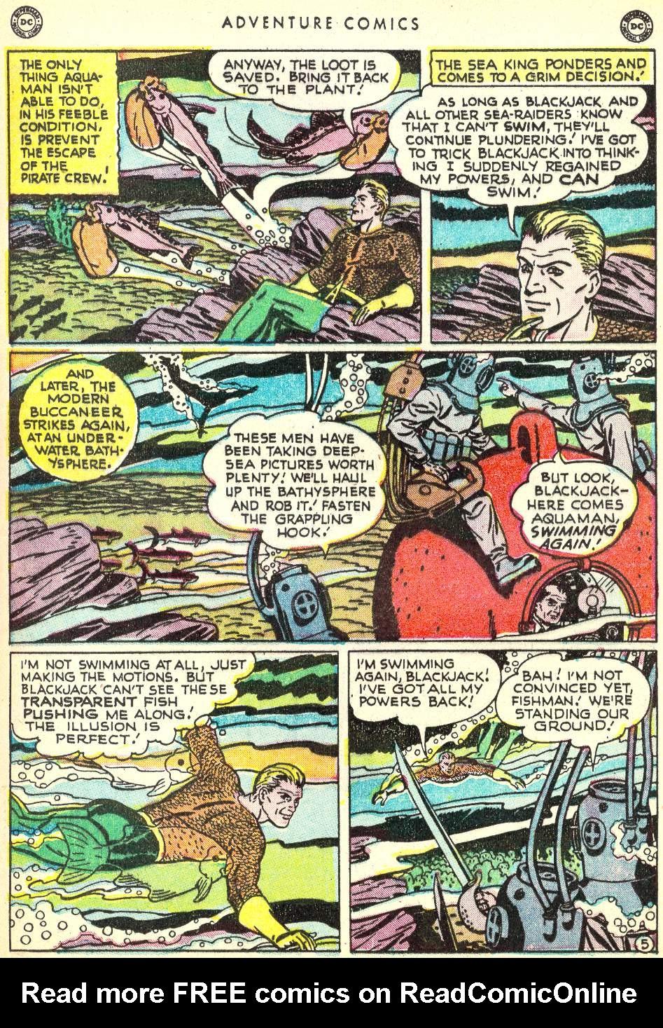 Read online Adventure Comics (1938) comic -  Issue #146 - 19