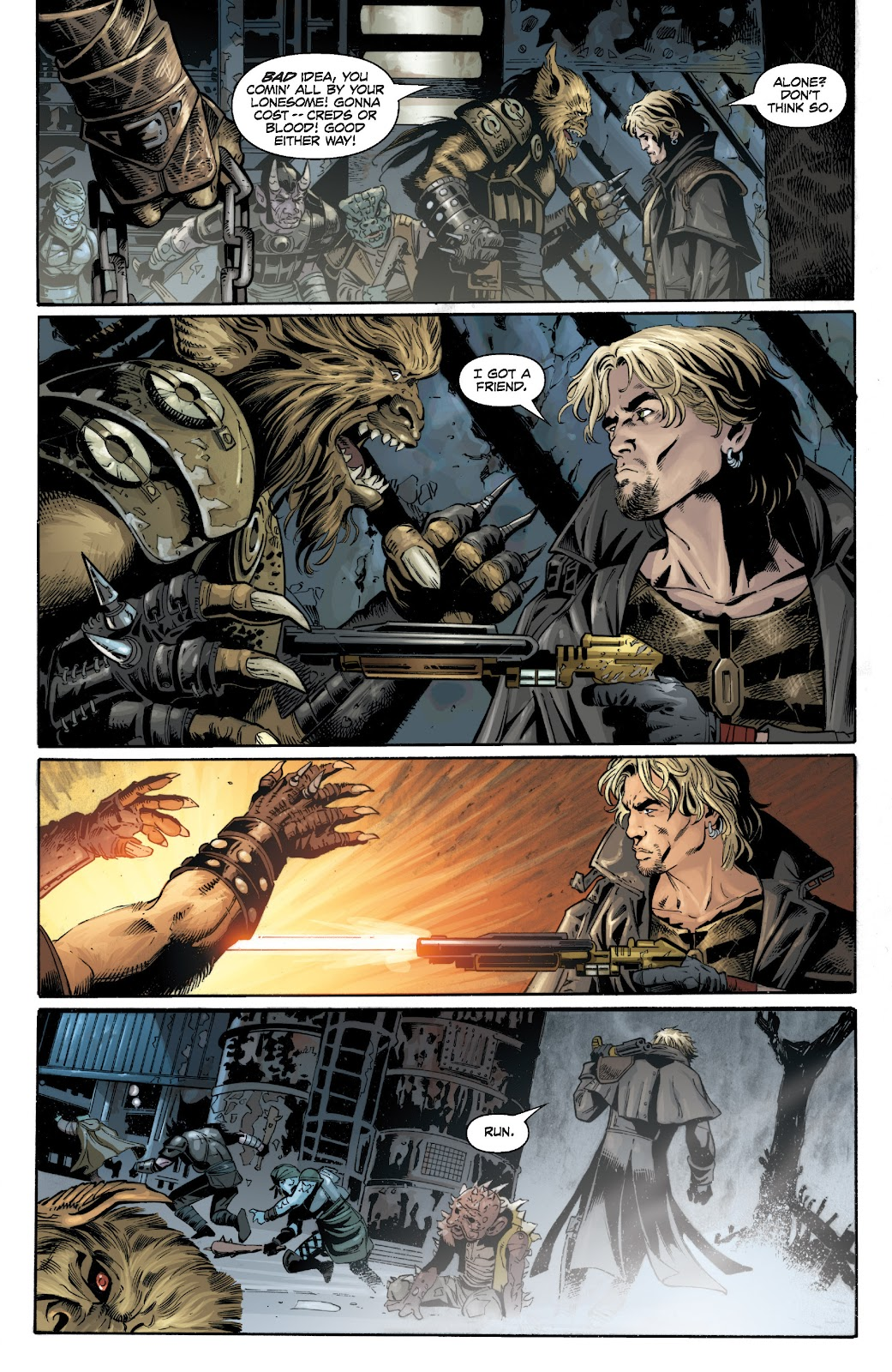 Read online Star Wars Legends: Legacy - Epic Collection comic -  Issue # TPB 1 (Part 4) - 26