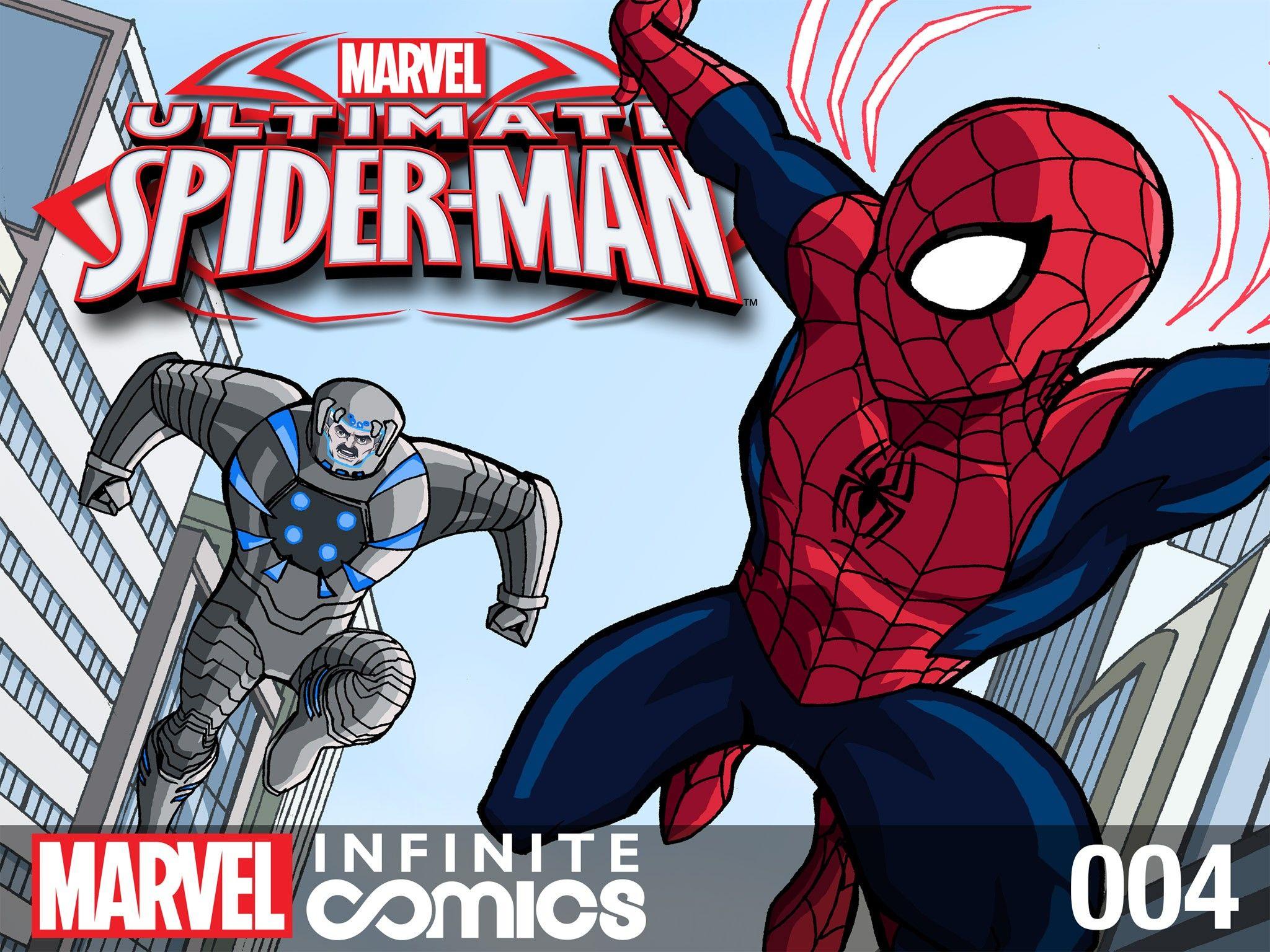 Read online Ultimate Spider-Man (Infinite Comics) (2015) comic -  Issue #4 - 1