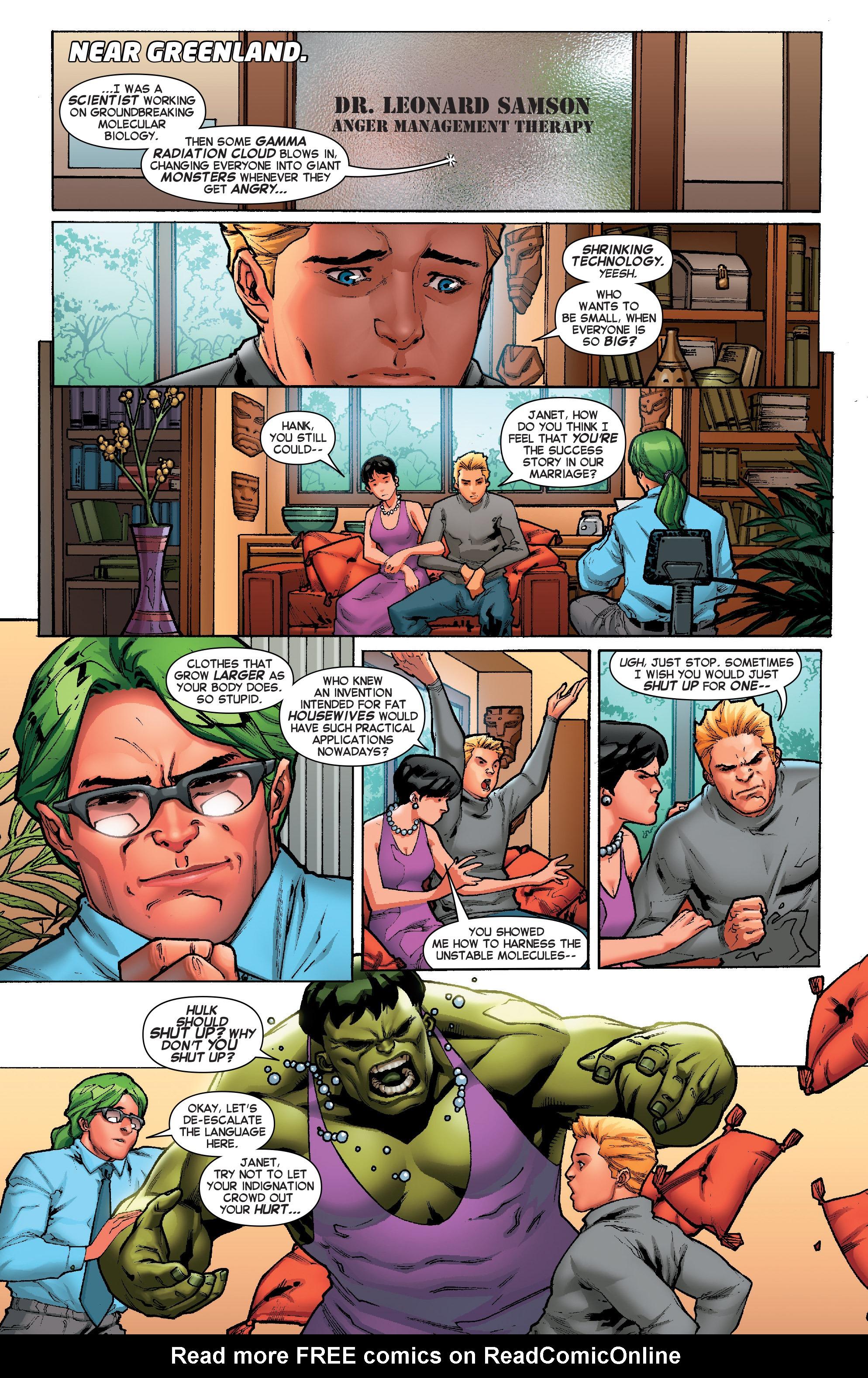 Read online Secret Wars Journal comic -  Issue #3 - 13