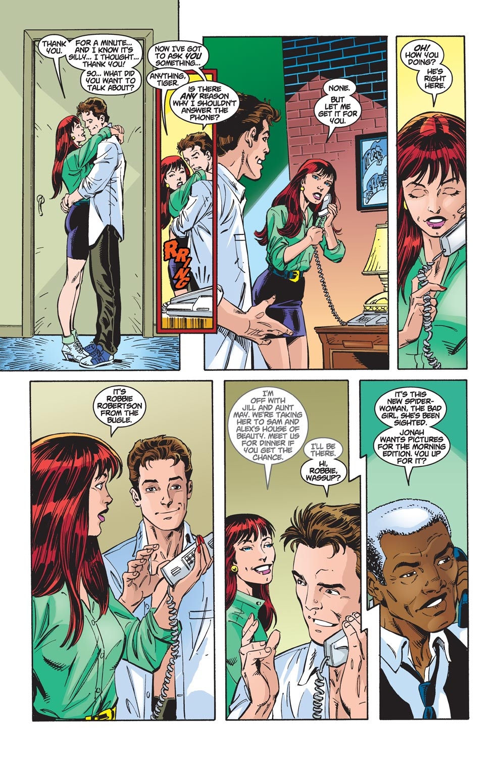 The Amazing Spider-Man (1999) 6 Page 7