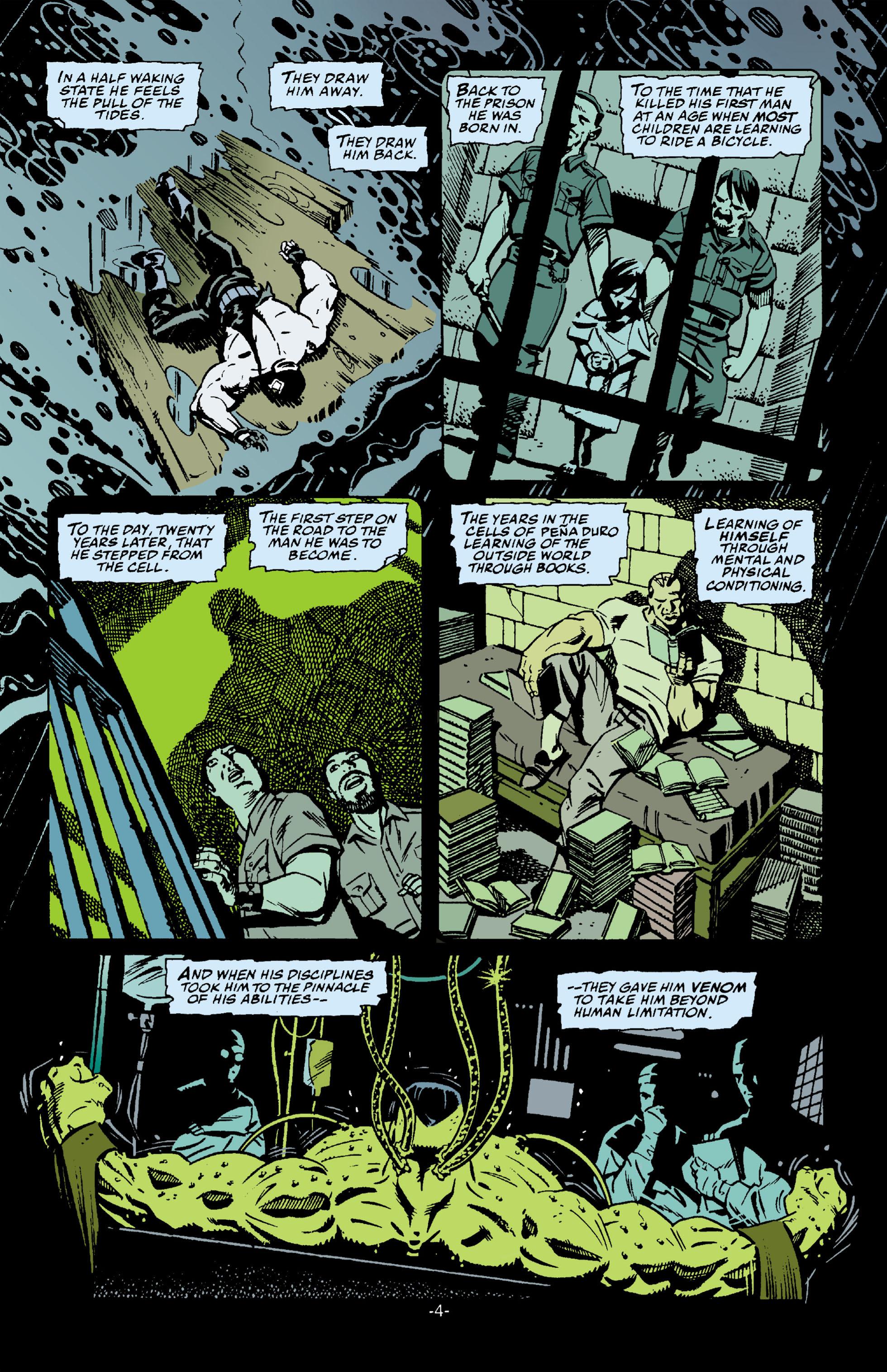 Read online Batman: Bane comic -  Issue # Full - 5