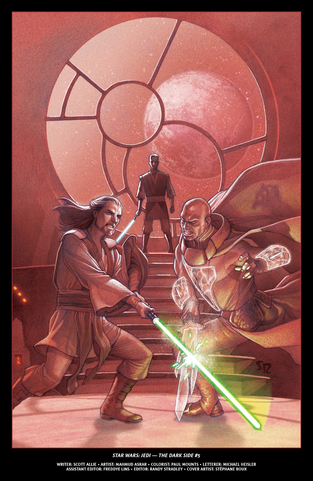 Read online Star Wars Legends: Rise of the Sith - Epic Collection comic -  Issue # TPB 1 (Part 2) - 76