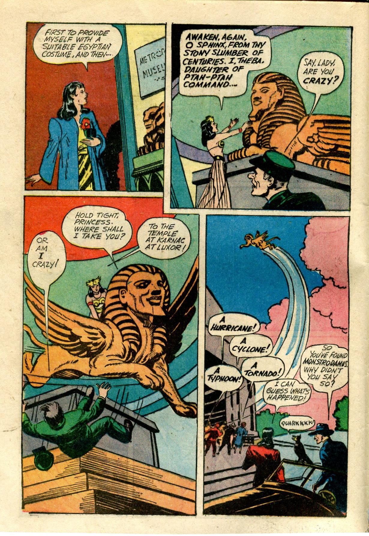 Read online Shadow Comics comic -  Issue #33 - 6